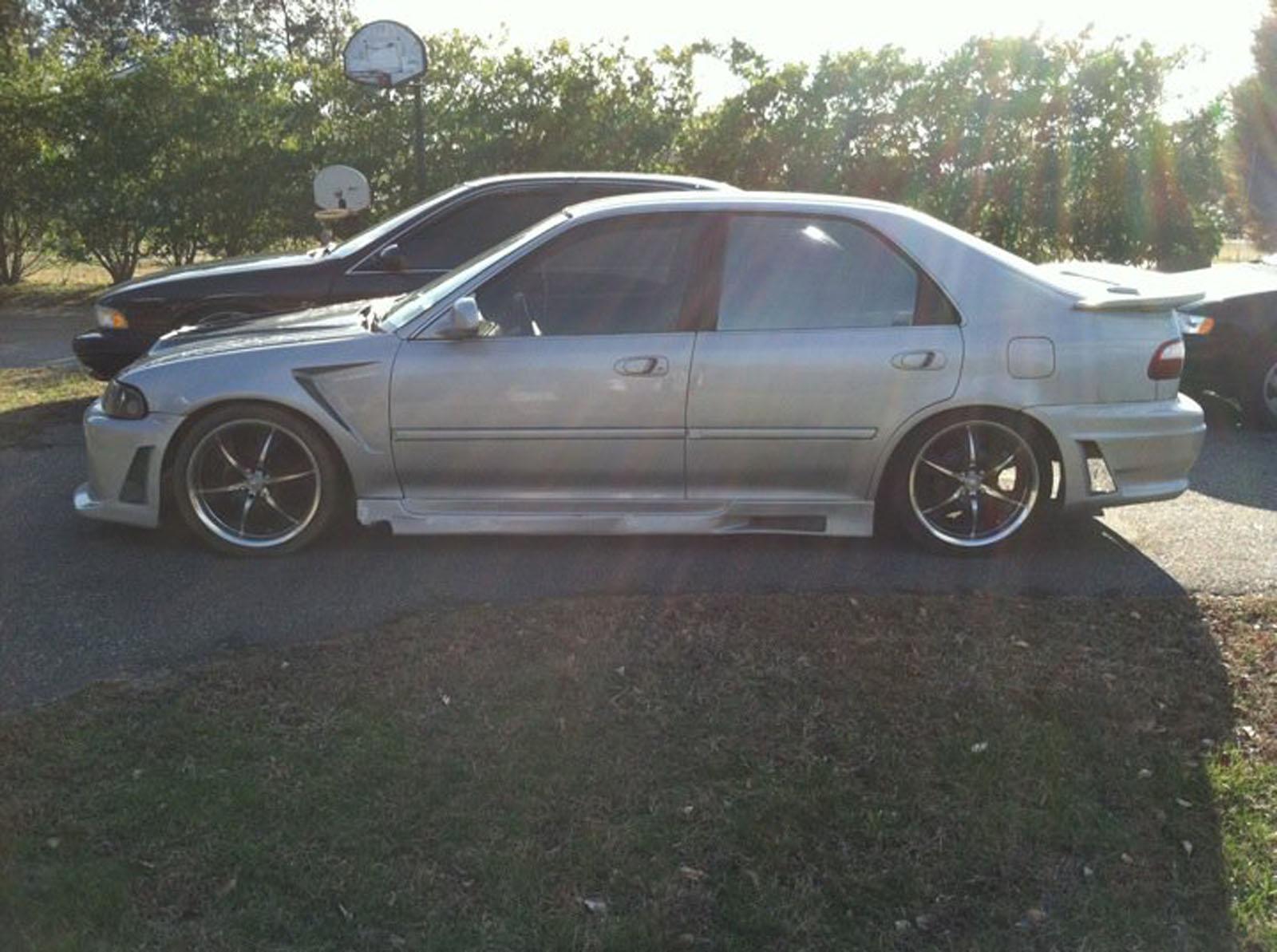 1995 Honda Honda Civic Lx Civic Lx For Sale Vale North Carolina