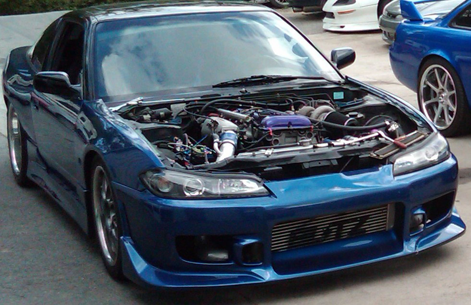 1993 nissan 240sx for sale asheville north carolina for Nissan 240sx motor for sale