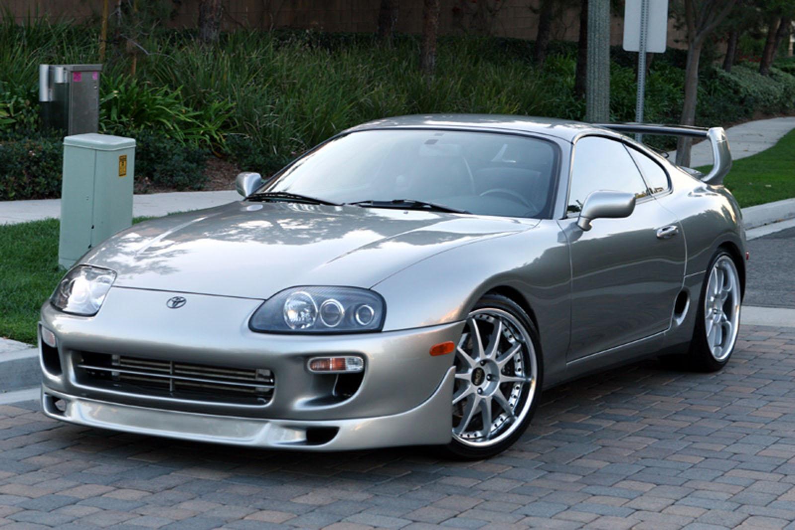 1998 Toyota Supra For Sale In Usa