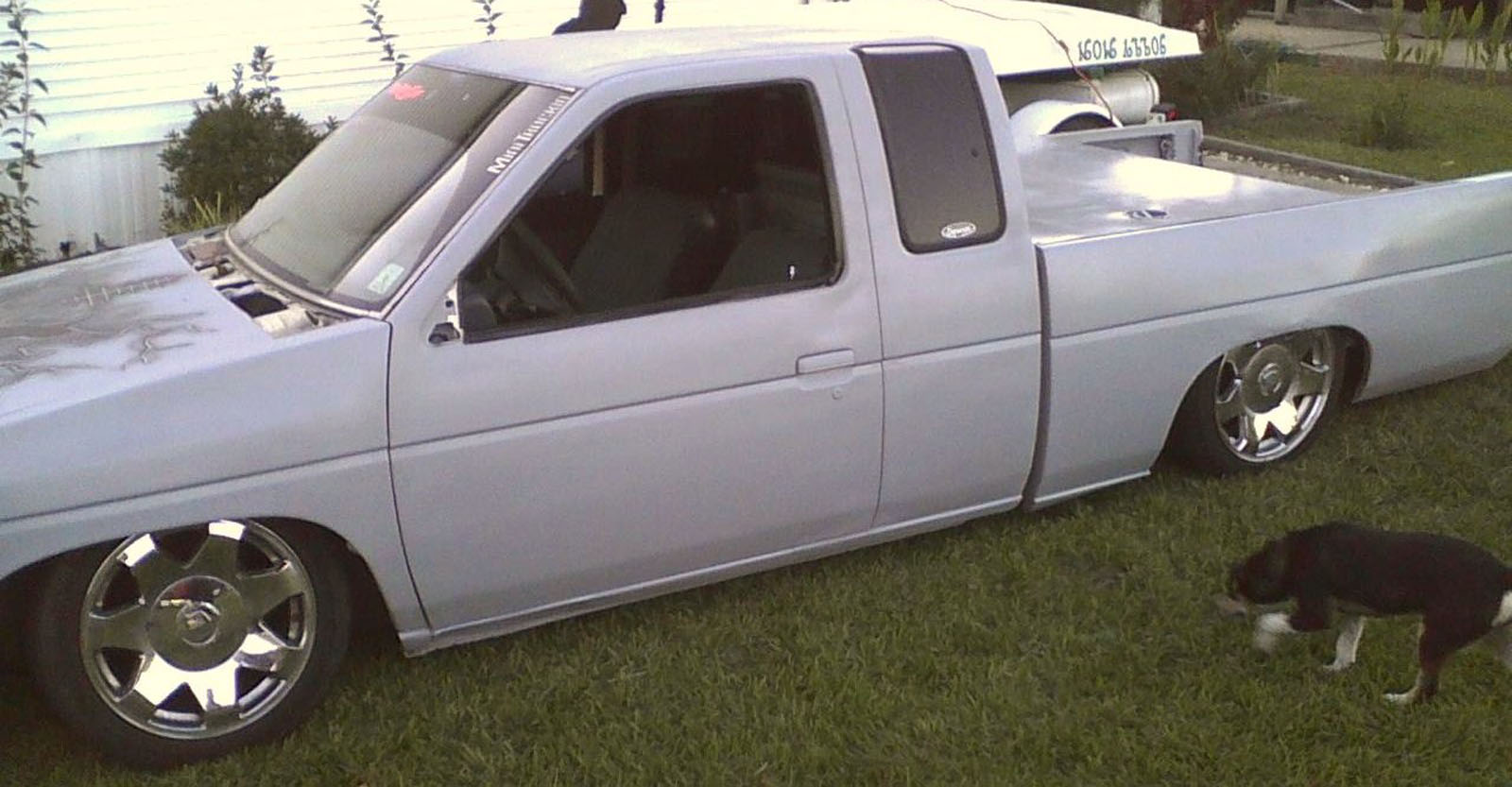 1995 Nissan Pickup For Sale | Mississippi