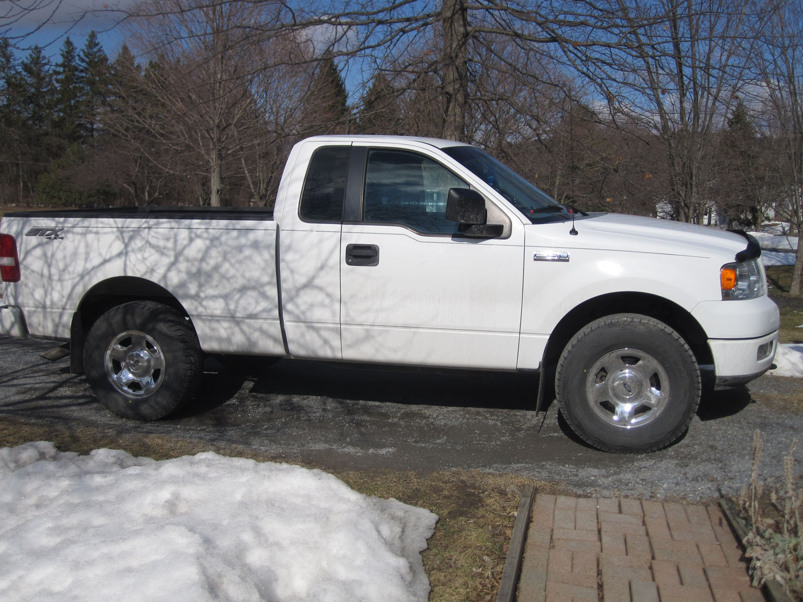 2005 Ford F150 Stx For Sale Middlebury Vermont
