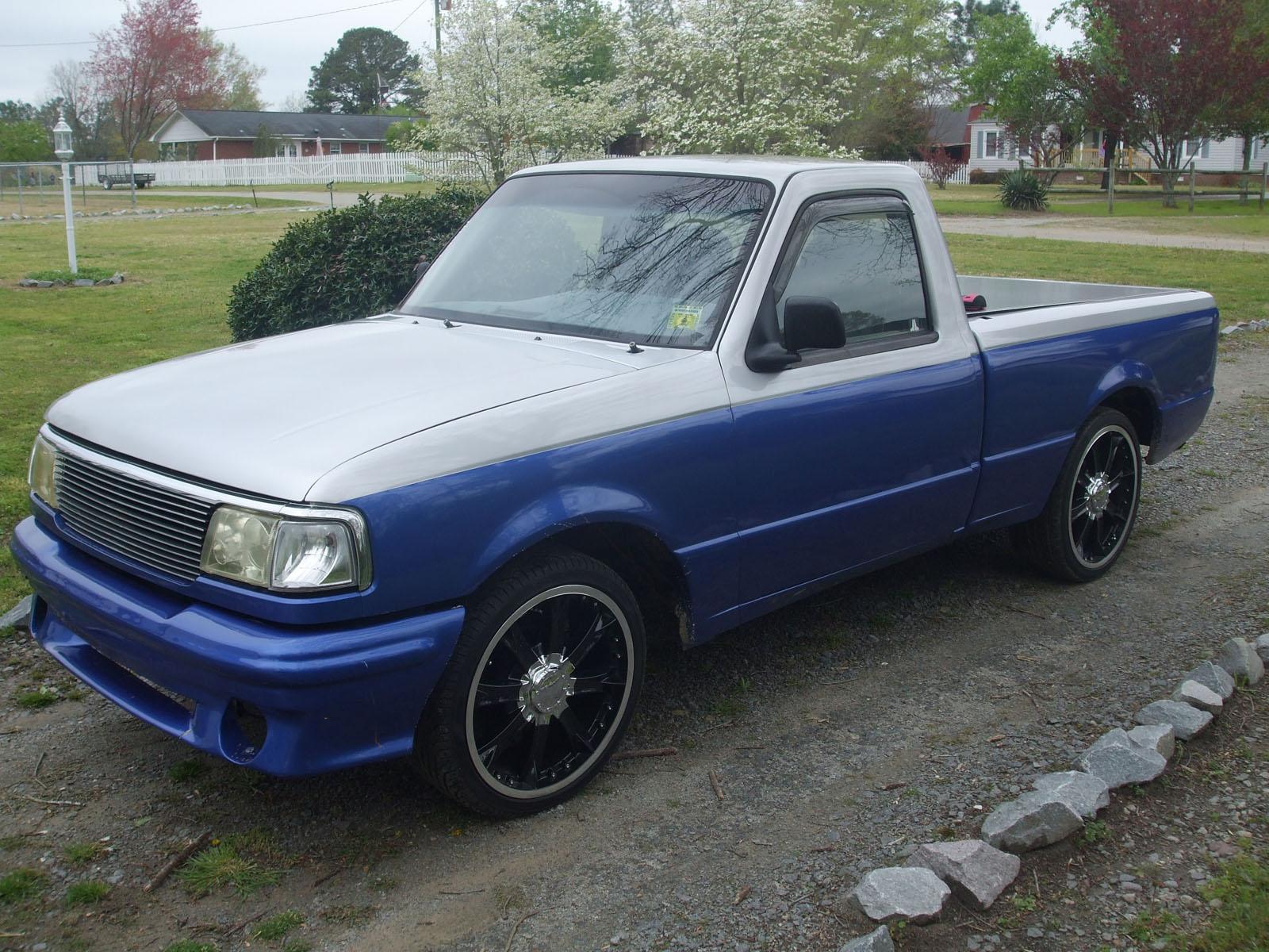 1993 Ford Ranger Motor For Sale