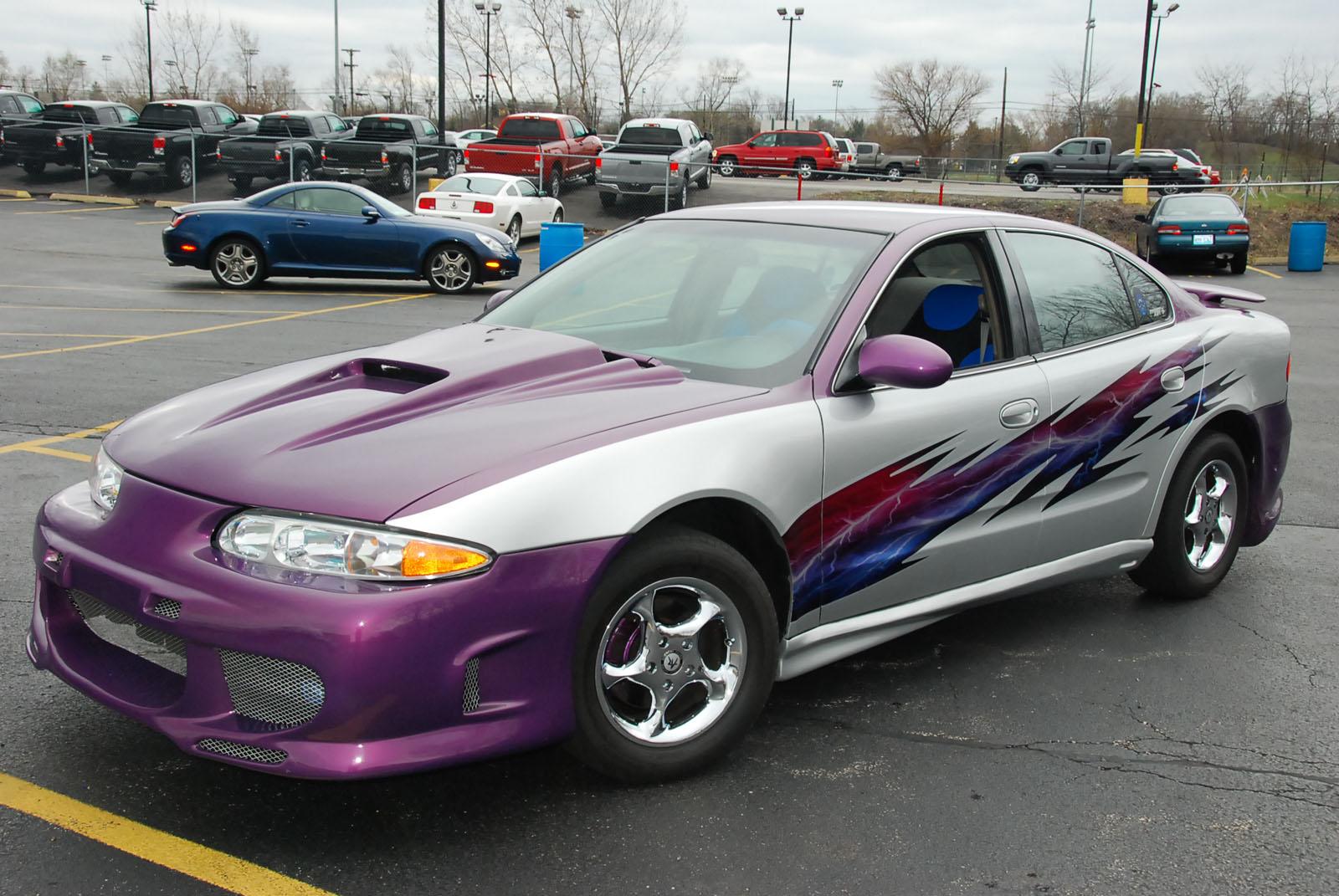 2001 Oldsmobile Alero For Sale
