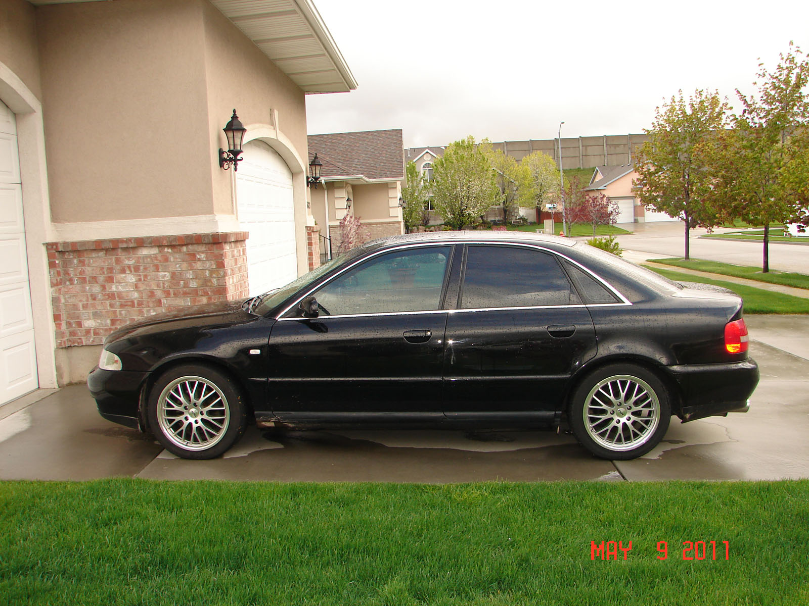 2001 audi legendary b5 chassis [a4] quattro manual for  | salt