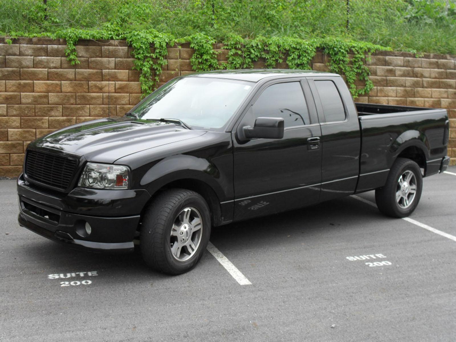 used ford f 150 saleen for sale autos weblog. Black Bedroom Furniture Sets. Home Design Ideas