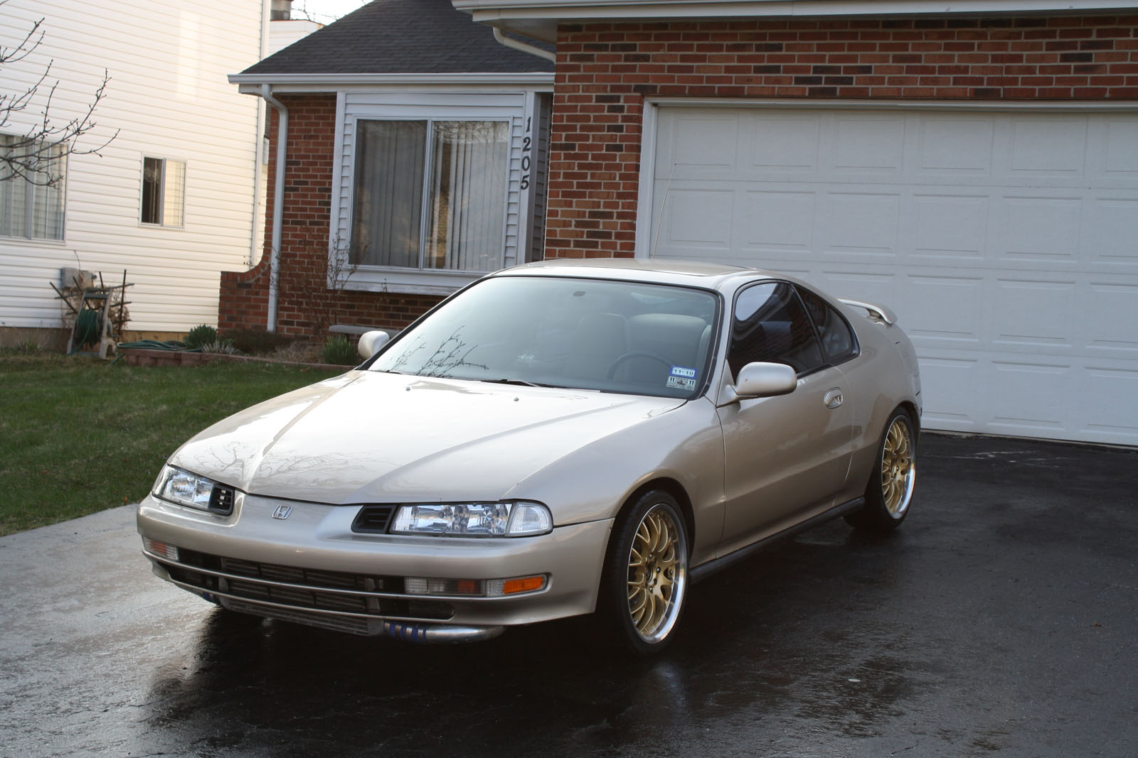 1995 Honda Prelude Turbo Fully Built For Sale