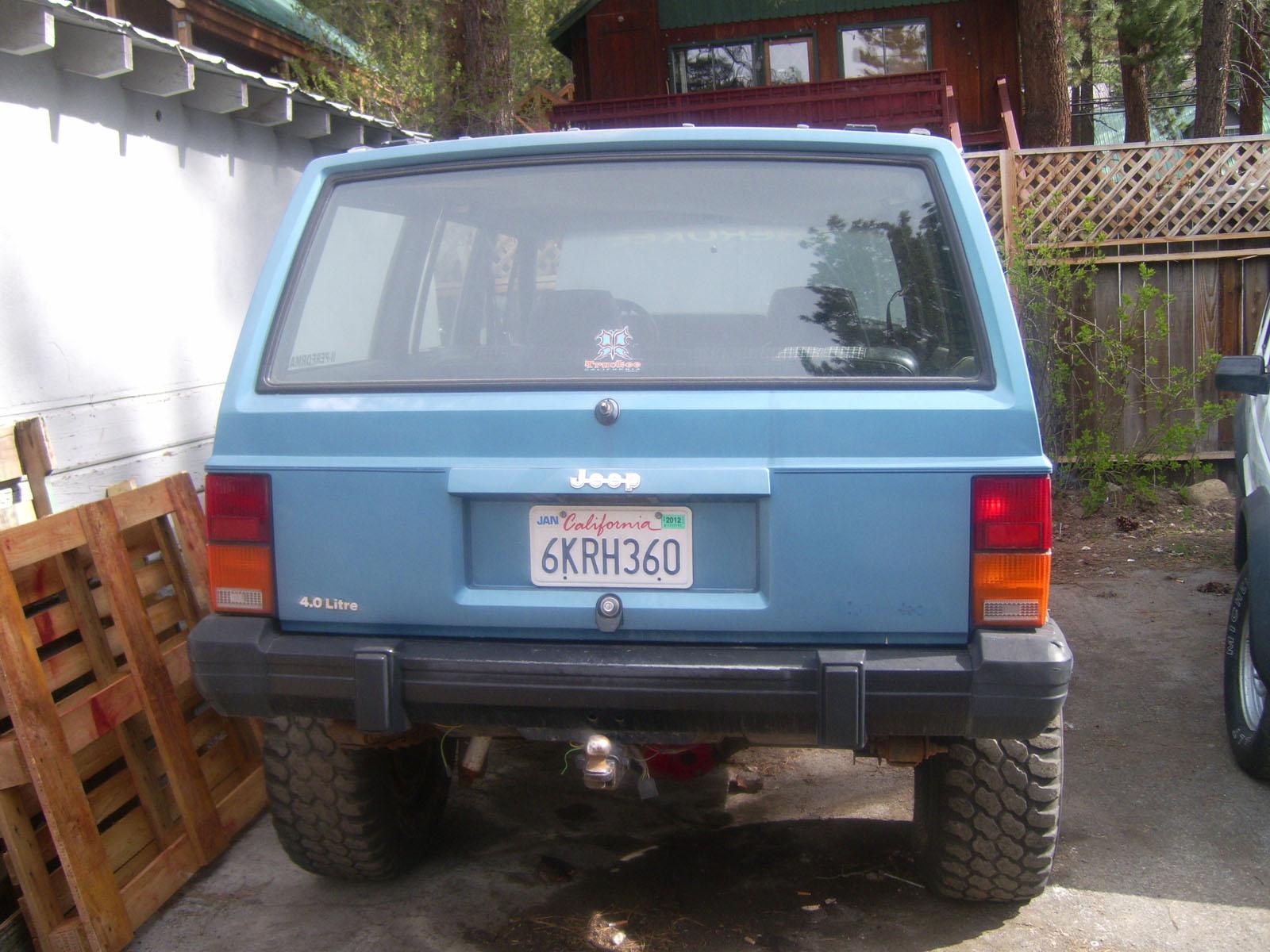 1987 jeep cherokee for sale california. Black Bedroom Furniture Sets. Home Design Ideas