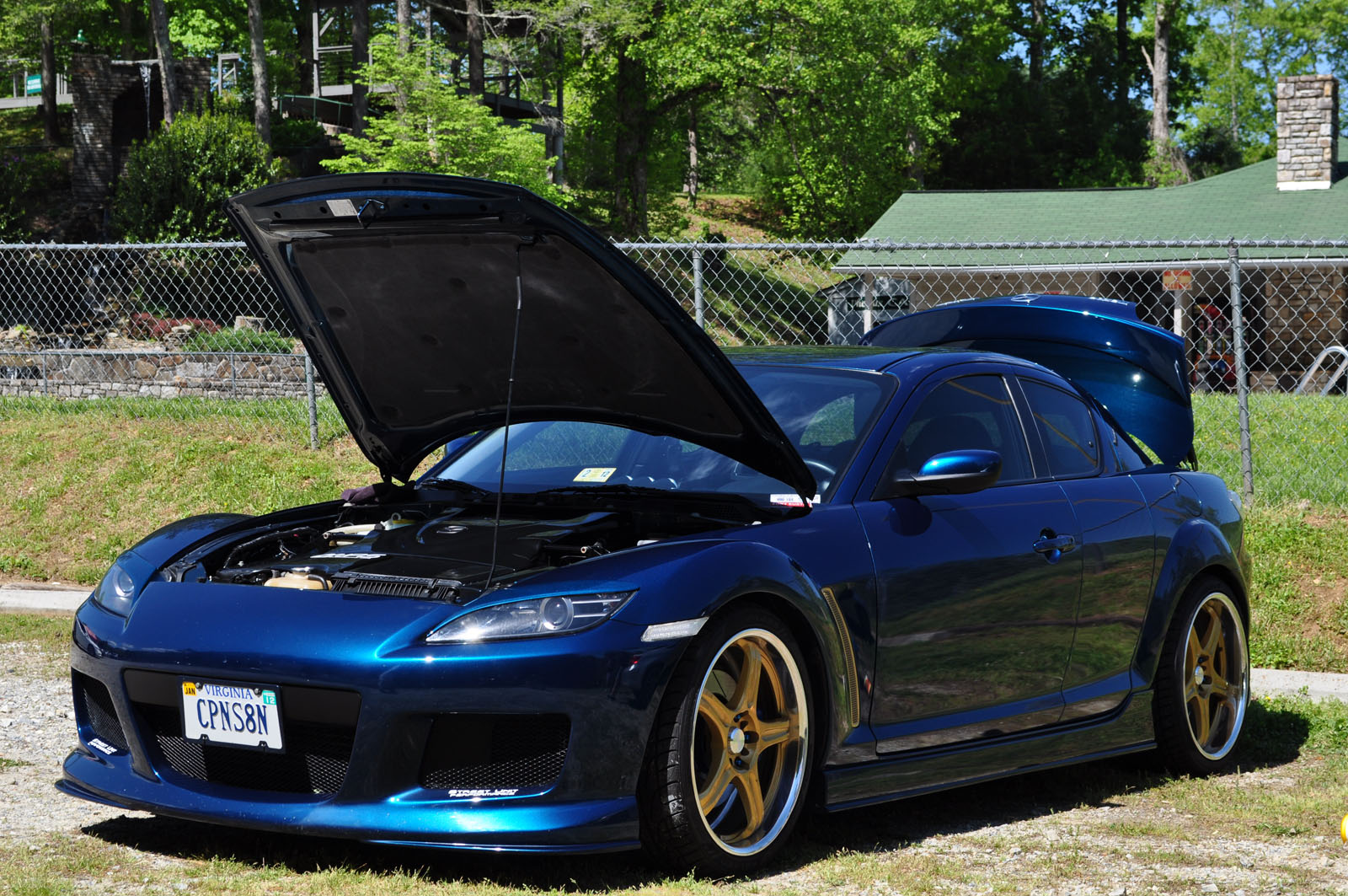 2007 mazda rx 8 gt for sale virginia. Black Bedroom Furniture Sets. Home Design Ideas