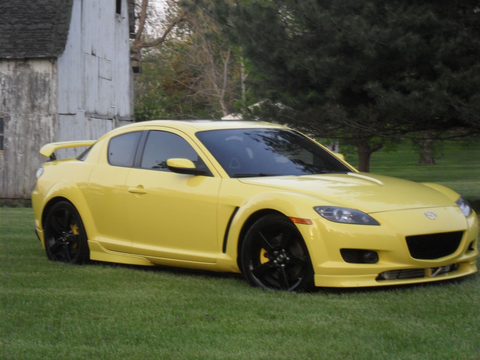 will sale project swap mazda img not run for fs