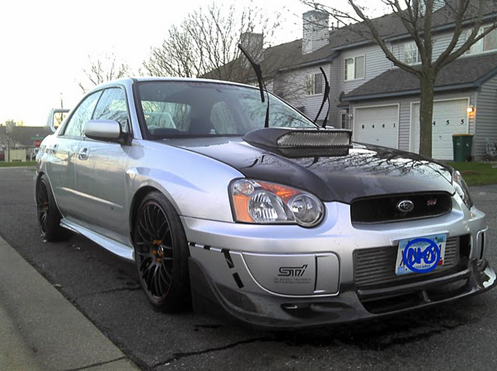 2004 subaru impreza sti for sale minnesota. Black Bedroom Furniture Sets. Home Design Ideas