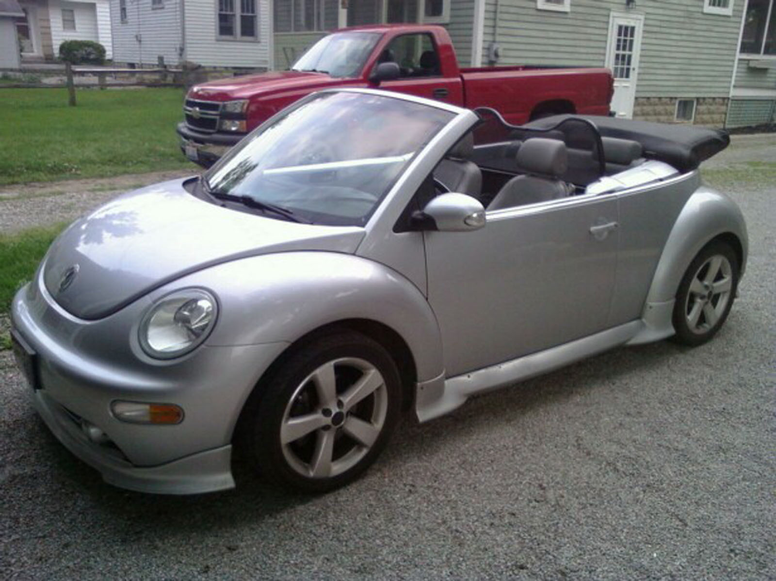 2004 volkswagen beetle for sale norwalk ohio. Black Bedroom Furniture Sets. Home Design Ideas