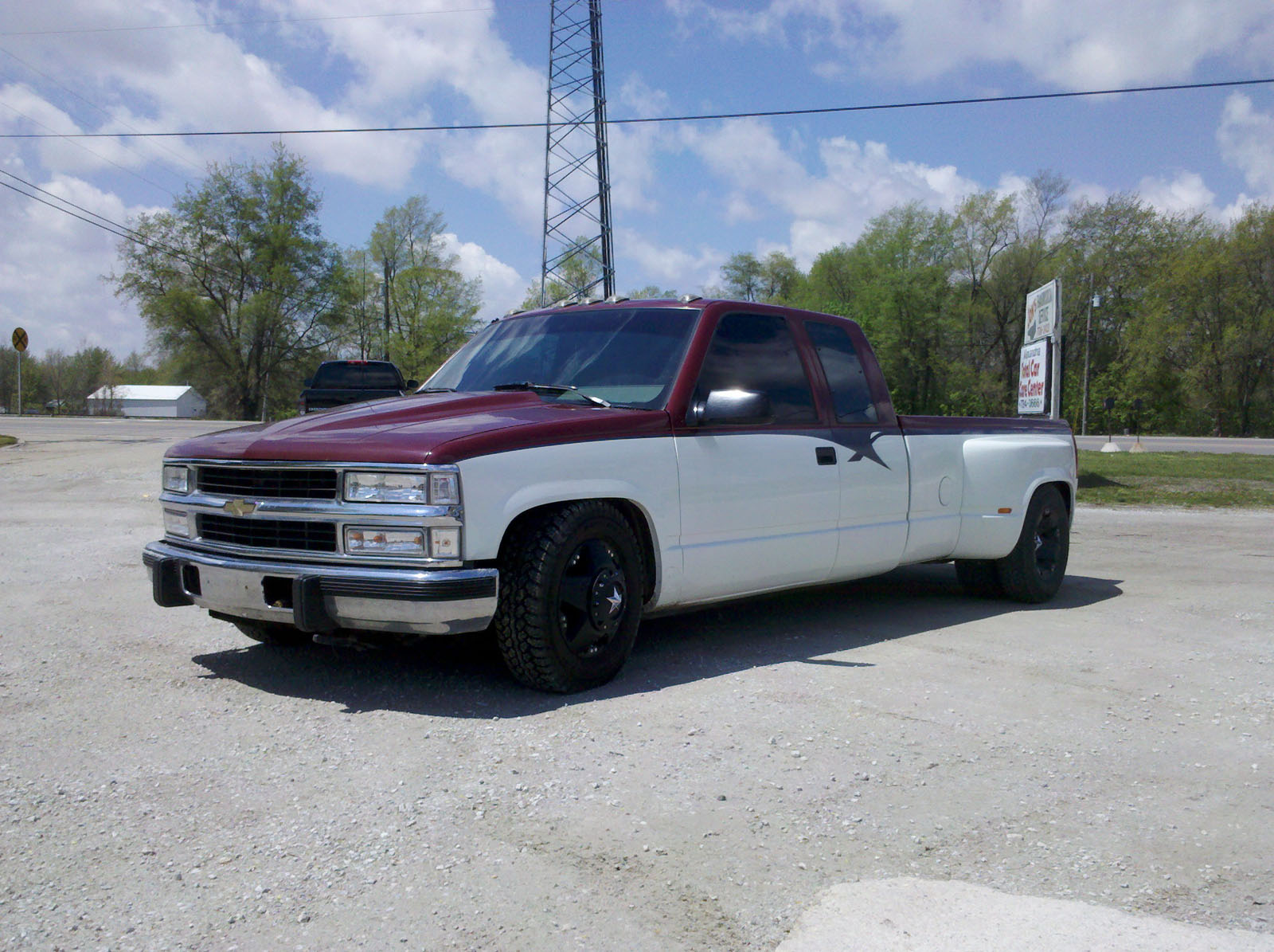1993 Chevrolet 3500 Dually For Sale