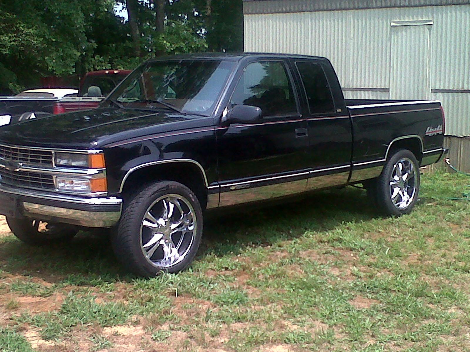 1996 Chevrolet Silverado For Sale Tennessee