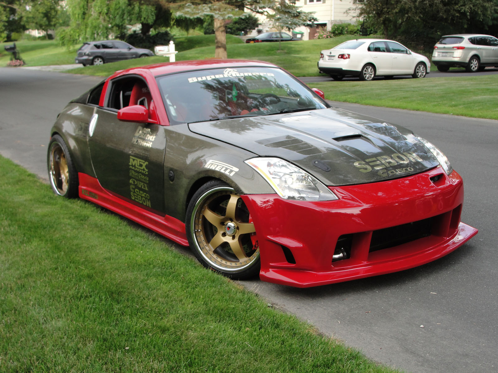 Nissan 350z modified cars for sale - Nissan 350z modified ...