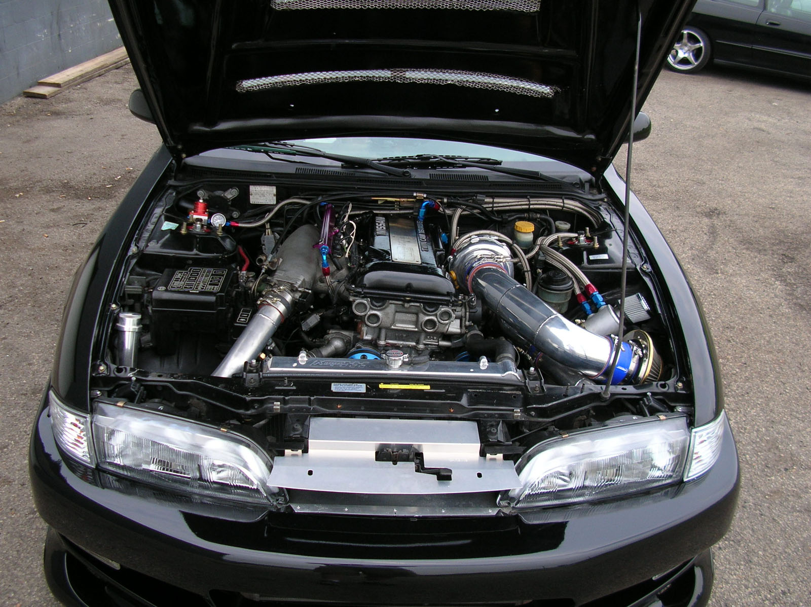 Nissan silvia for sale autos post for Nissan 240sx motor for sale