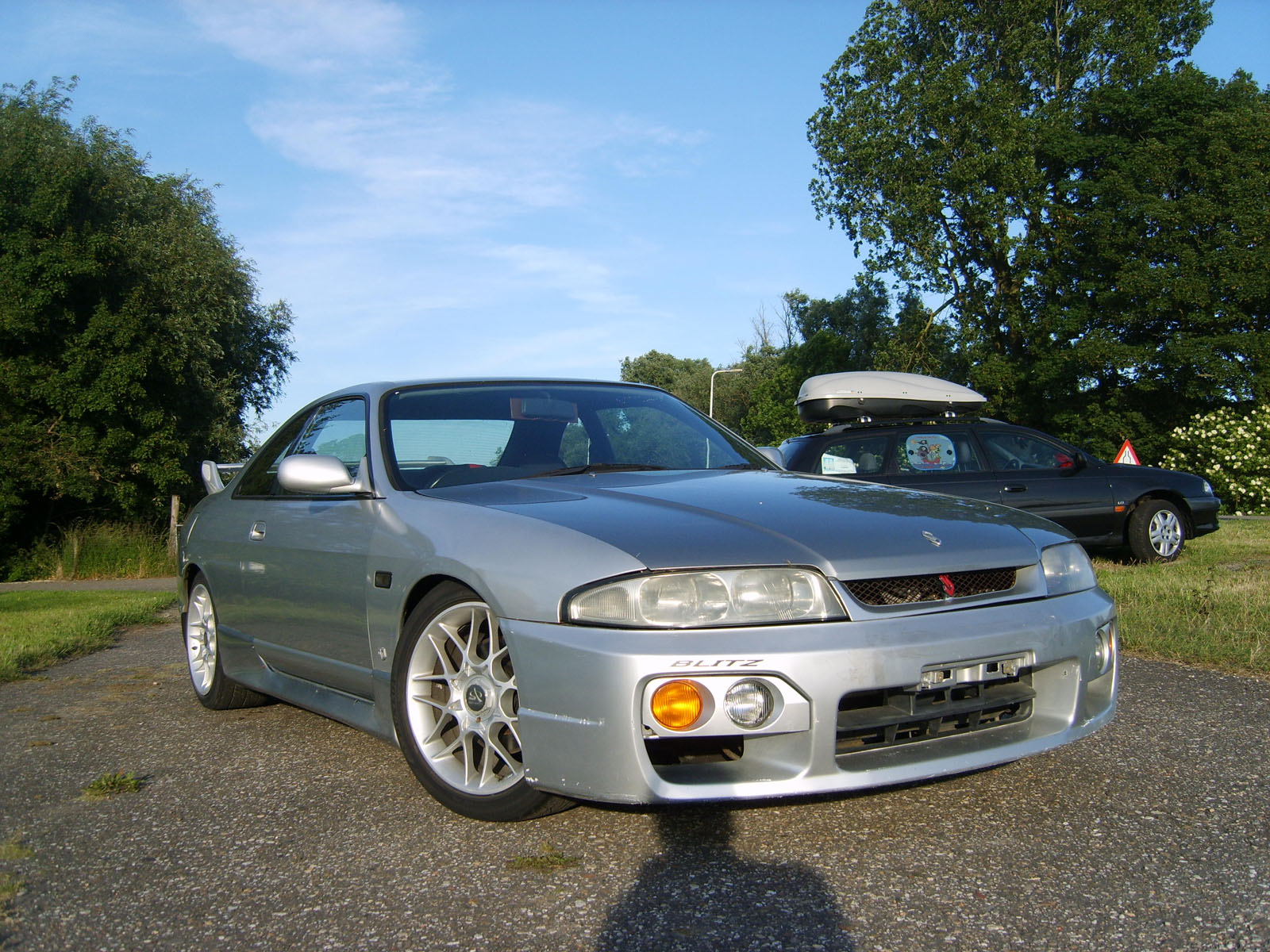 1997 nissan skyline gt r r33 for sale friesland. Black Bedroom Furniture Sets. Home Design Ideas