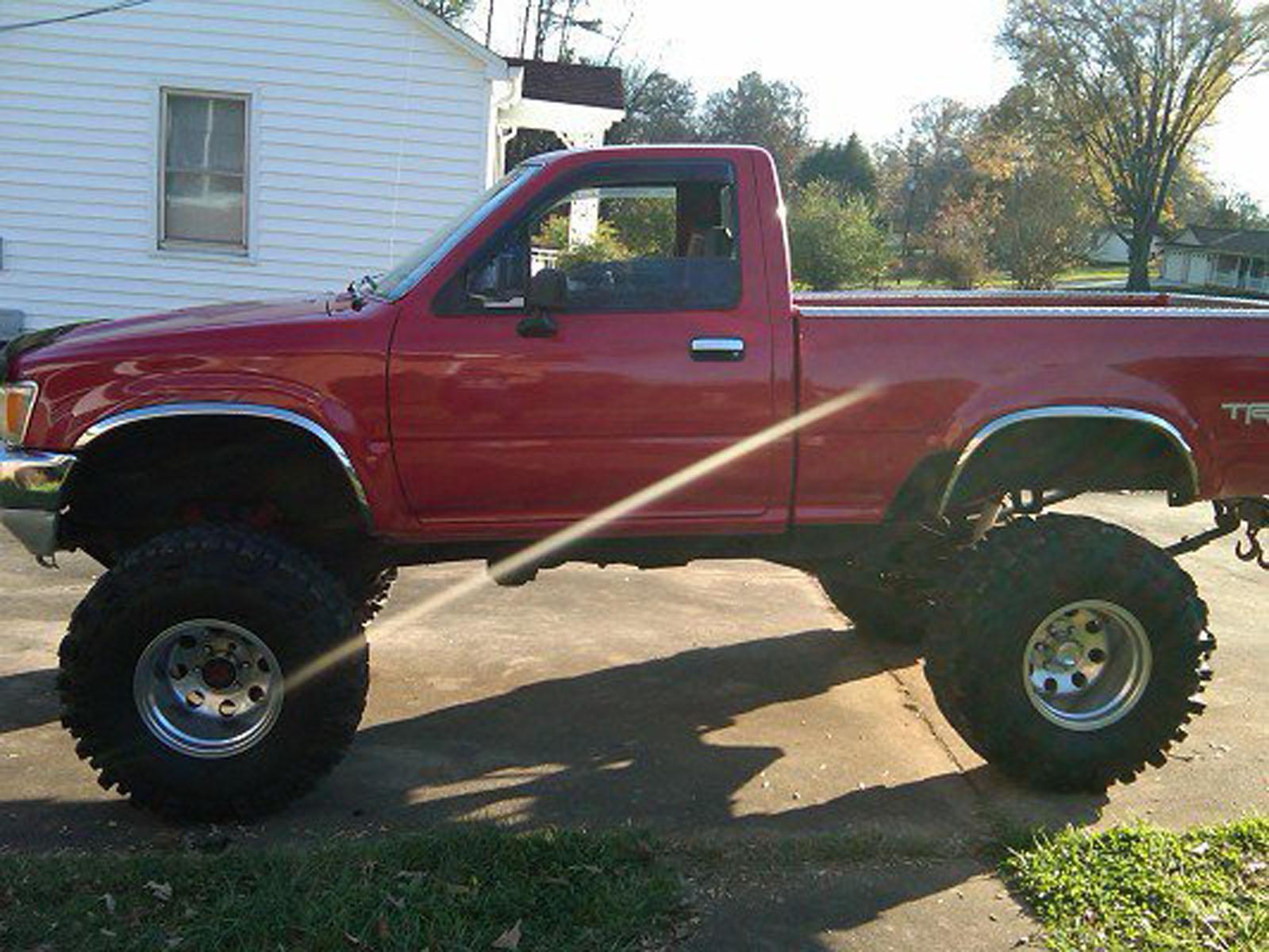 1990 Toyota Tacoma For Sale North Carolina