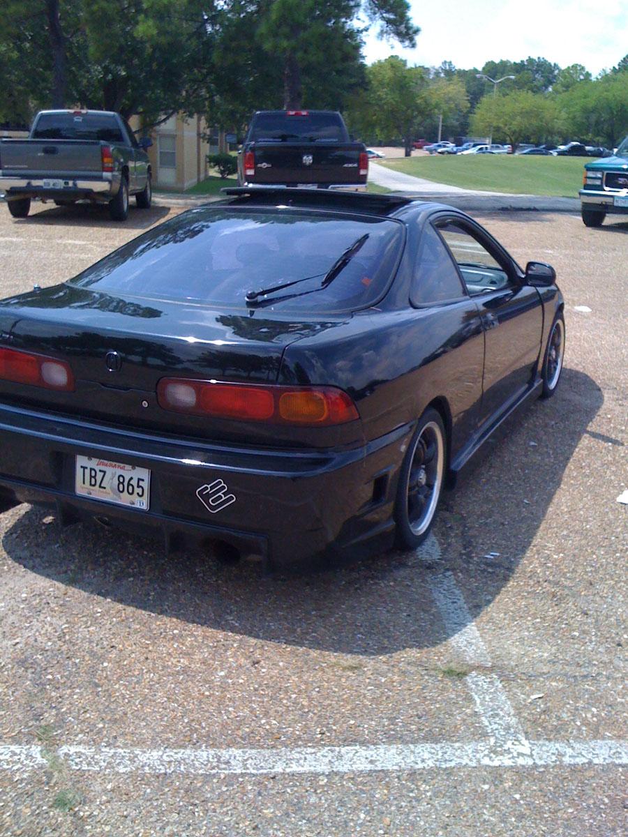 1996 Acura Integra GSR For Sale  Ft Polk Louisiana