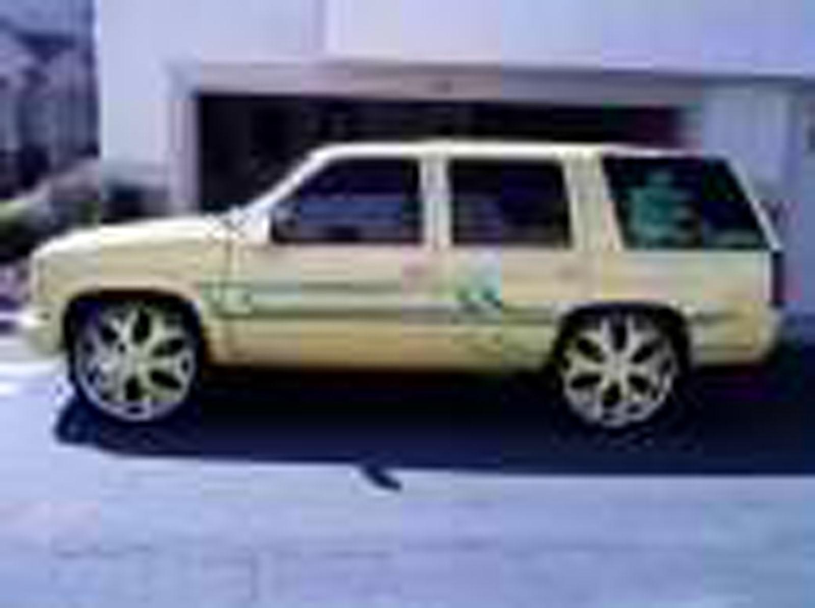 Tahoe 1995 chevy tahoe 4 door : 1995 Chevrolet Lemon Drop [Tahoe] LT For Sale | California