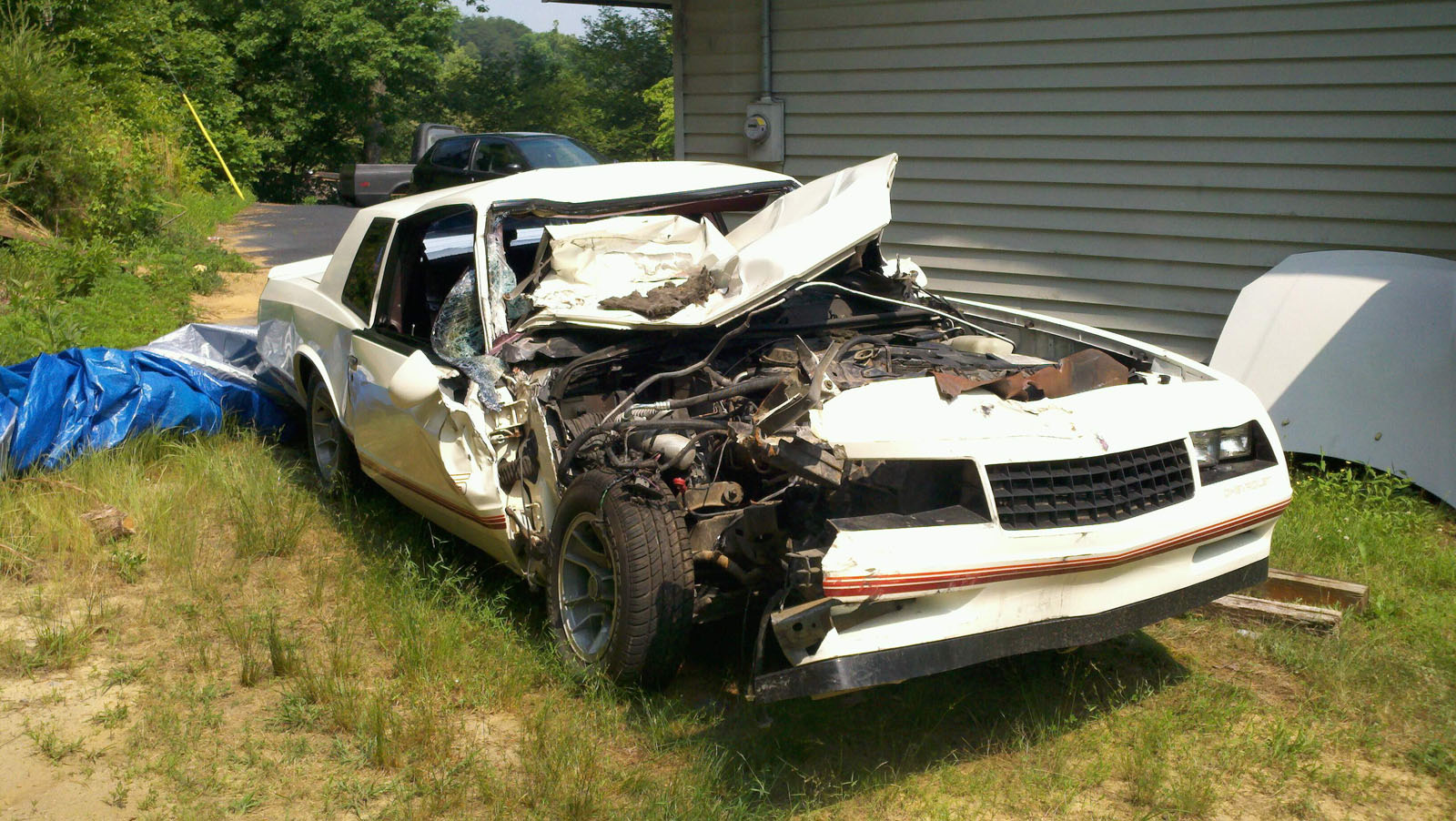 All Chevy 1985 chevy monte carlo ss for sale : 1987 Chevrolet Monte Carlo For Sale | Tennessee