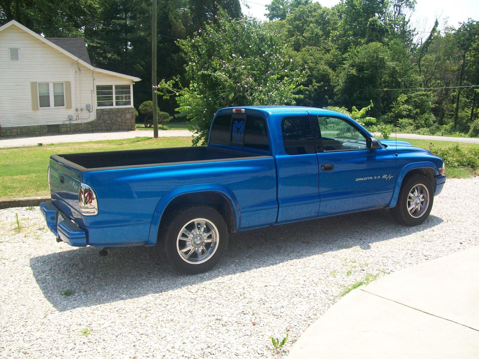 1998 Dodge Dakota For Sale   Evansville Indiana
