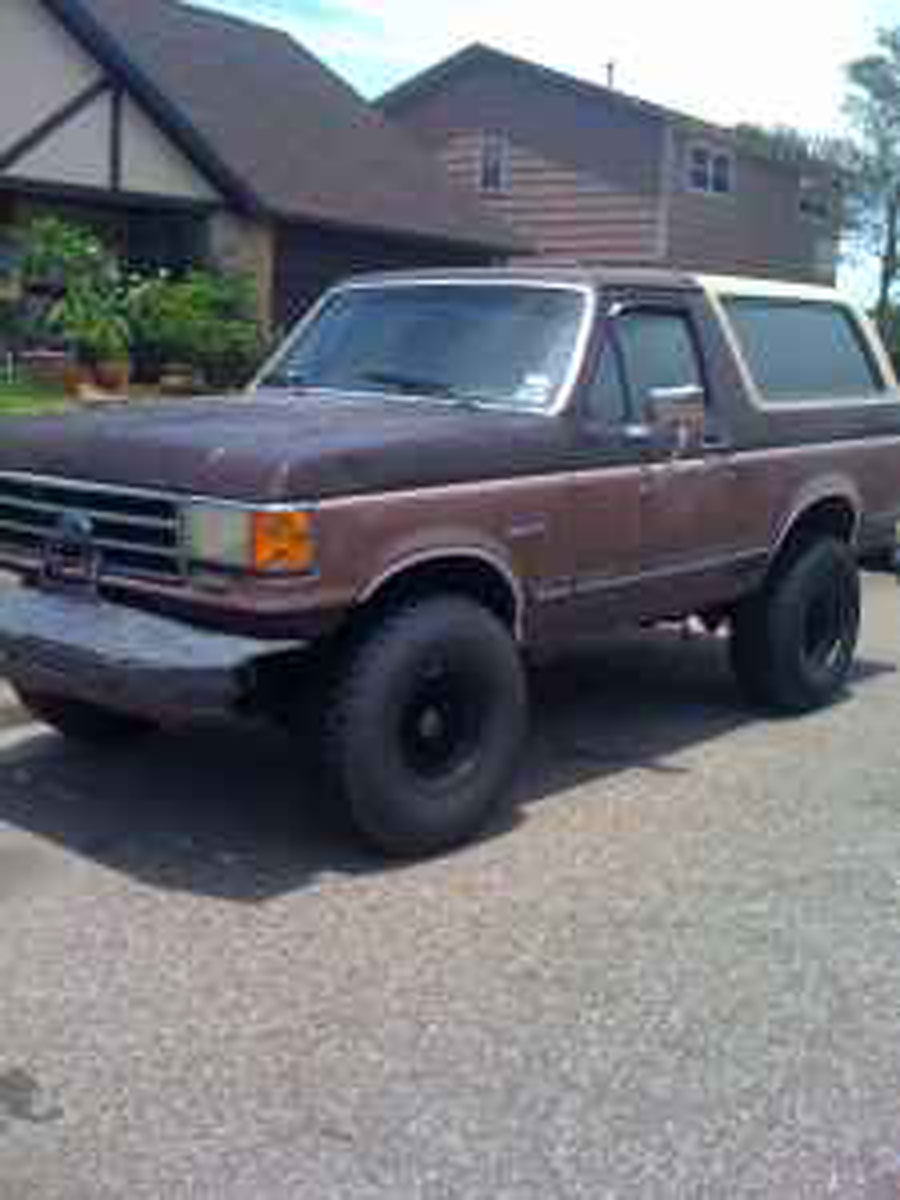 Ford Broncos For Sale In Texas