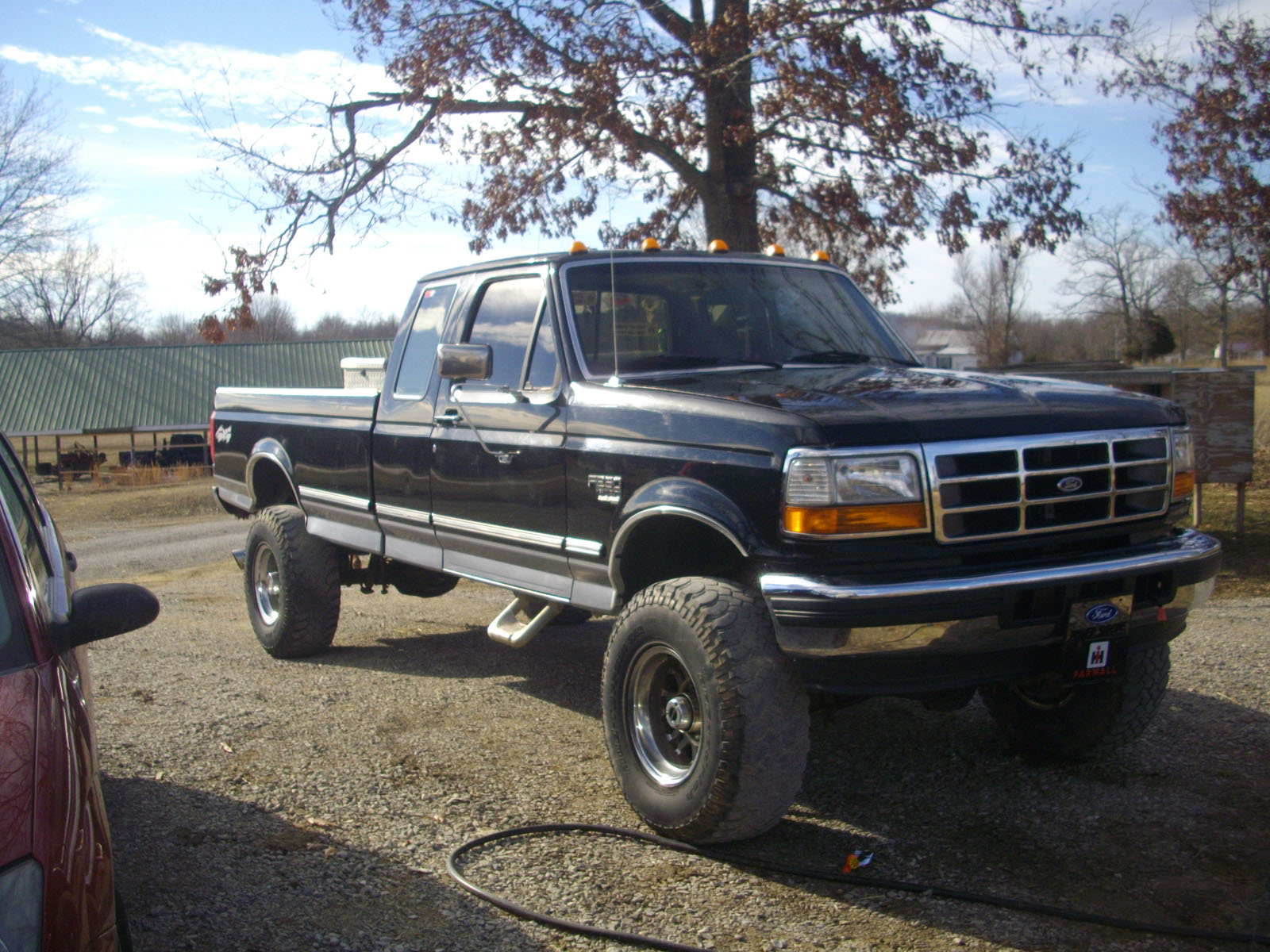 1997 ford f250 97 ford powerstroke for sale kentucky. Black Bedroom Furniture Sets. Home Design Ideas