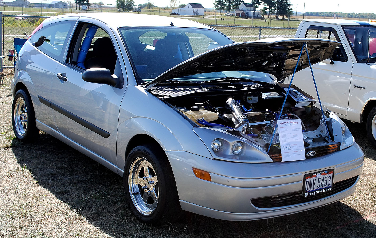 2004 ford focus roush turbo for sale cincinnati ohio. Black Bedroom Furniture Sets. Home Design Ideas