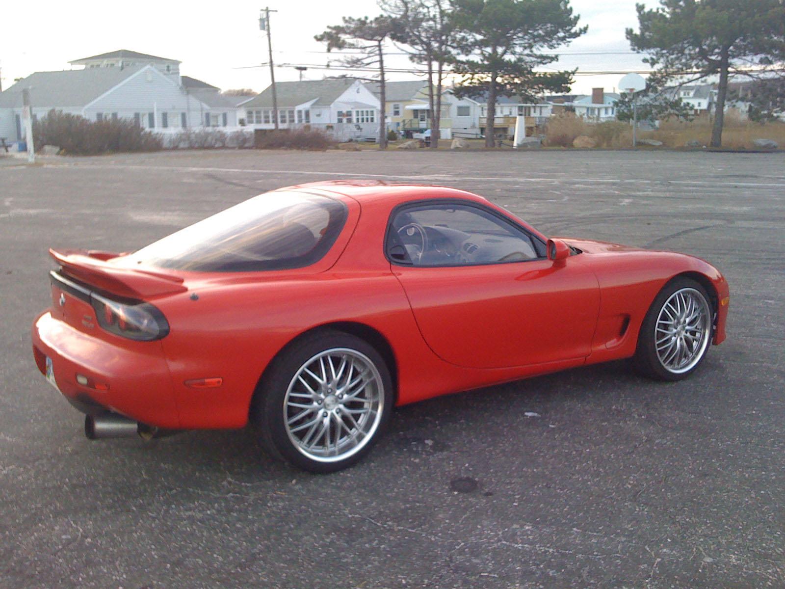 1993 Mazda RX-7 For Sale | Connecticut
