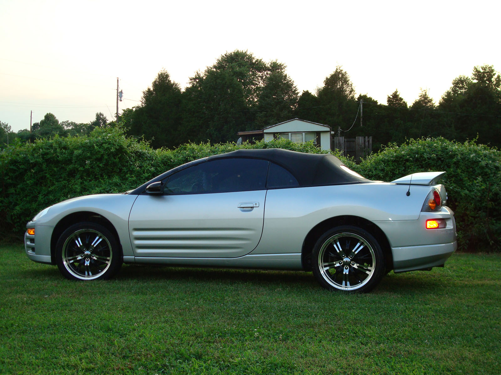 2003 mitsubishi eclipse spyder gs for sale speedwell tennessee