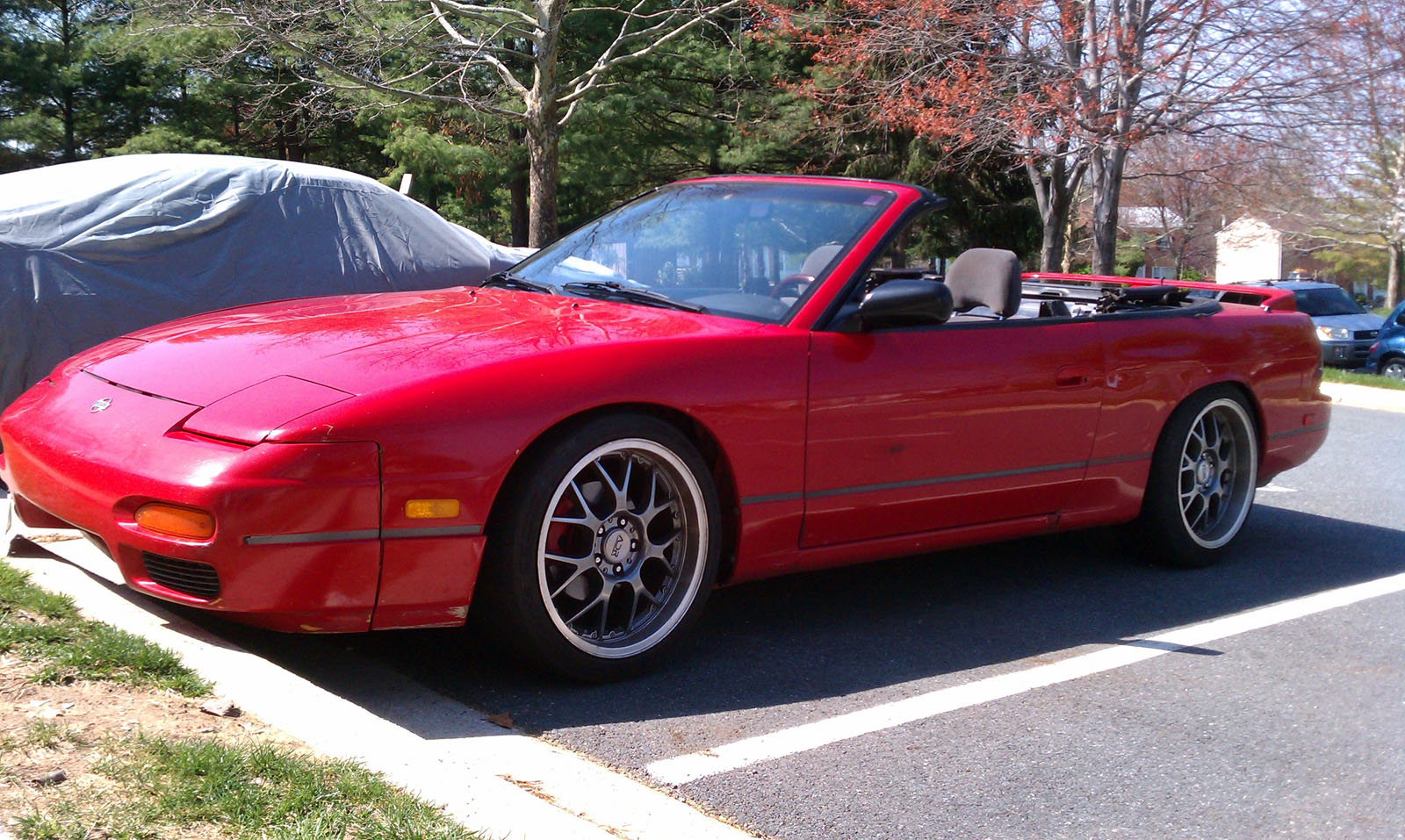 1993 Nissan 240sx For Sale Gaithersburg Maryland