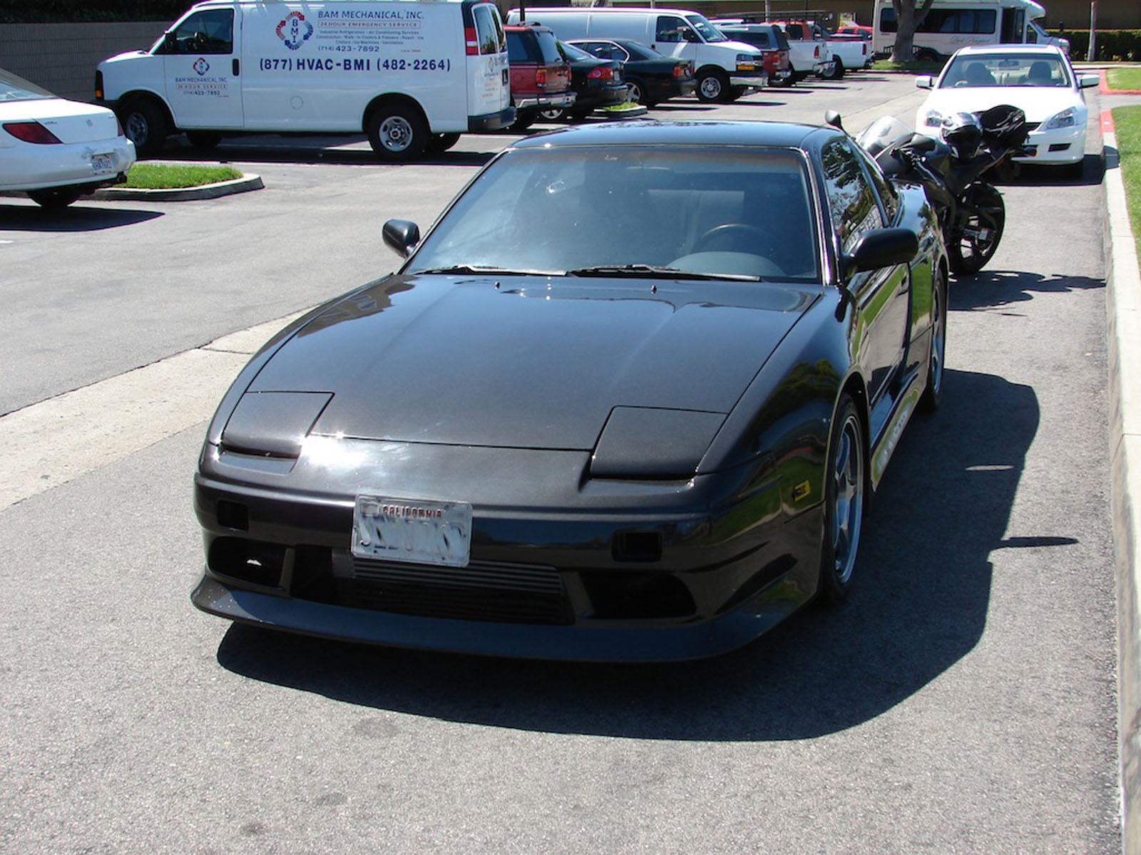 1993 nissan 2jz gte swap 240sx s13 for sale irvine for Nissan 240sx motor for sale