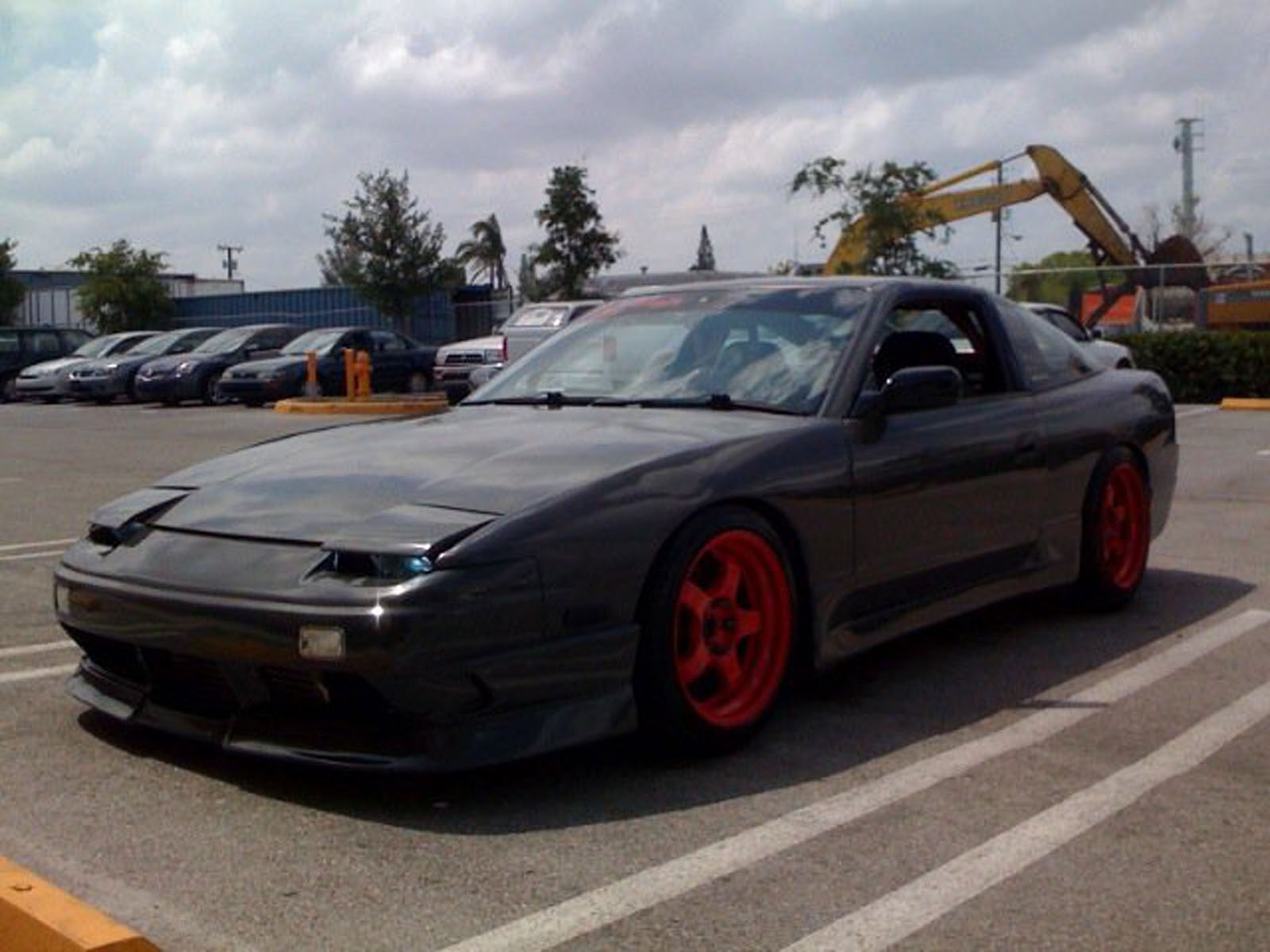 Nissan Silvia S14 For Sale