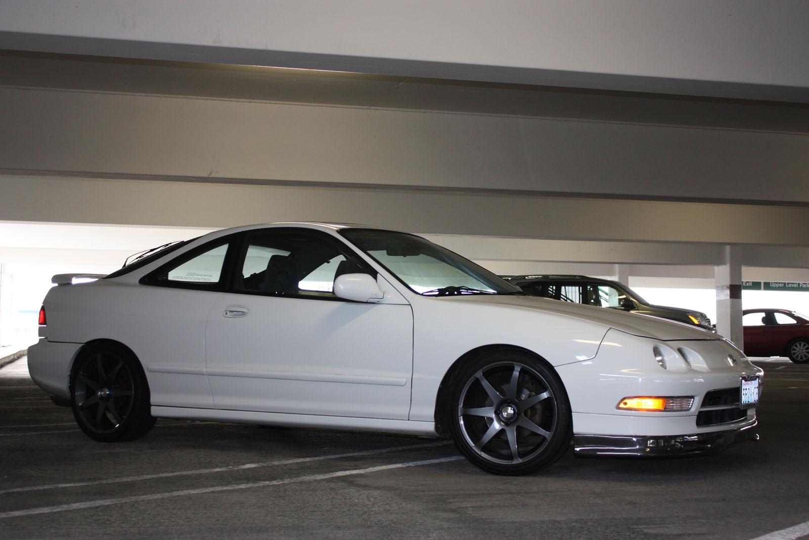 Acura Integra Gsr For Sale Custom