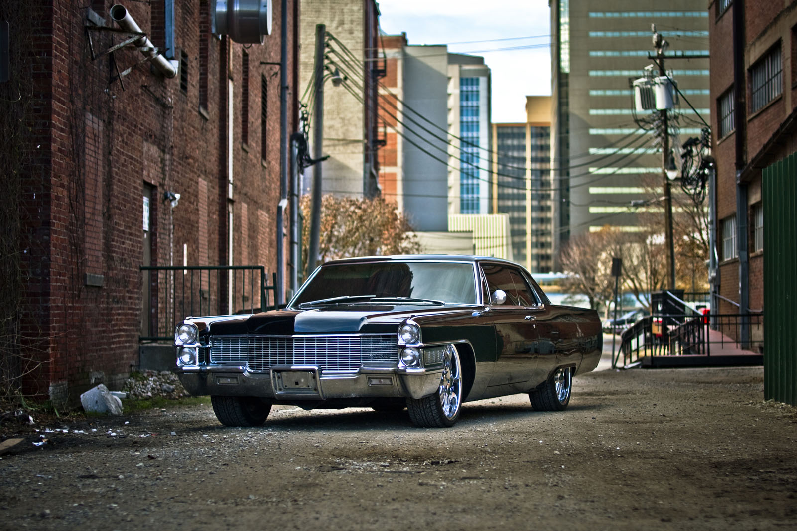 Cadillac Deville Coupe For Sale Custom