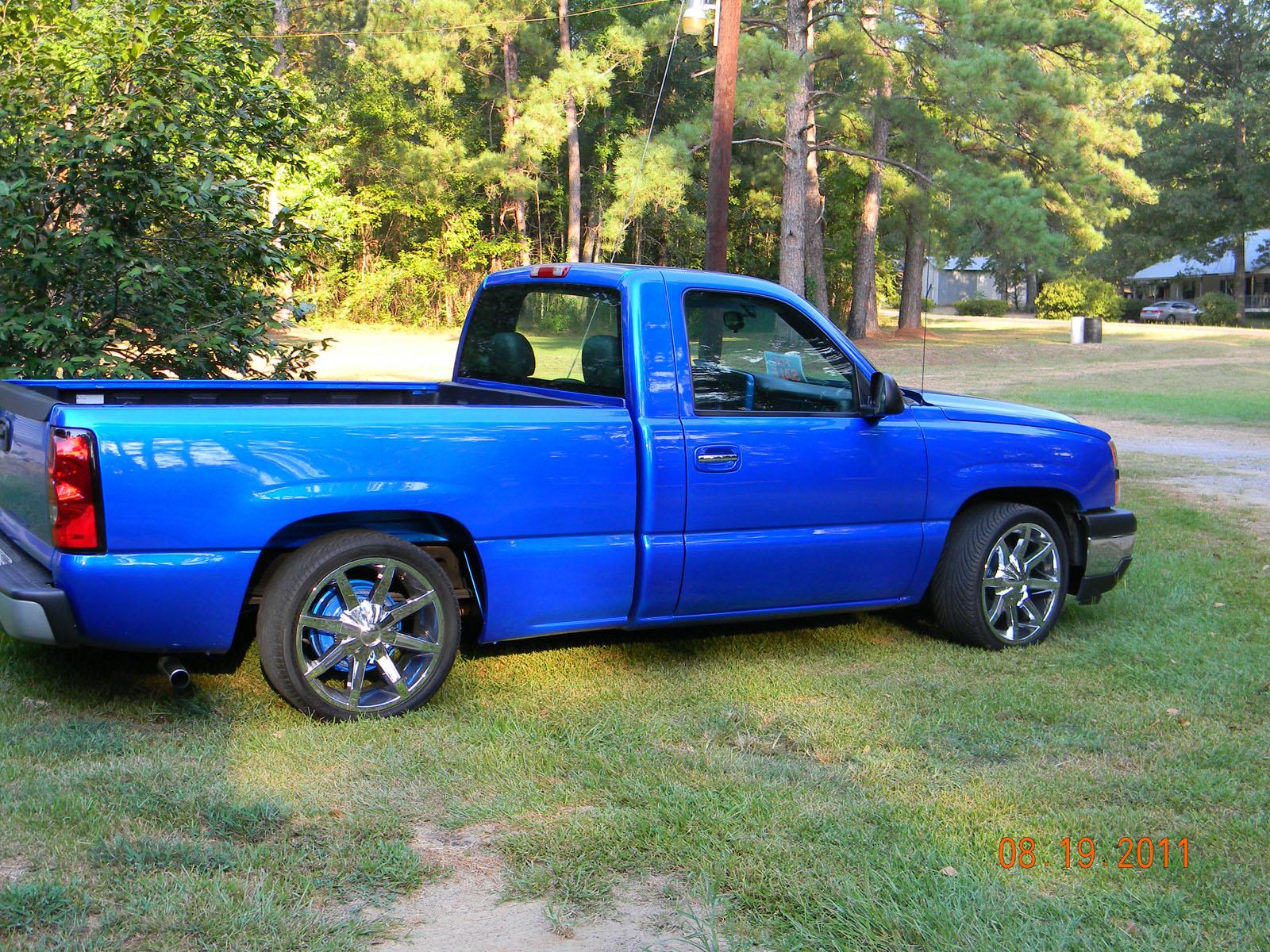 2006 Chevrolet Silverado For Sale  Hineston Louisiana