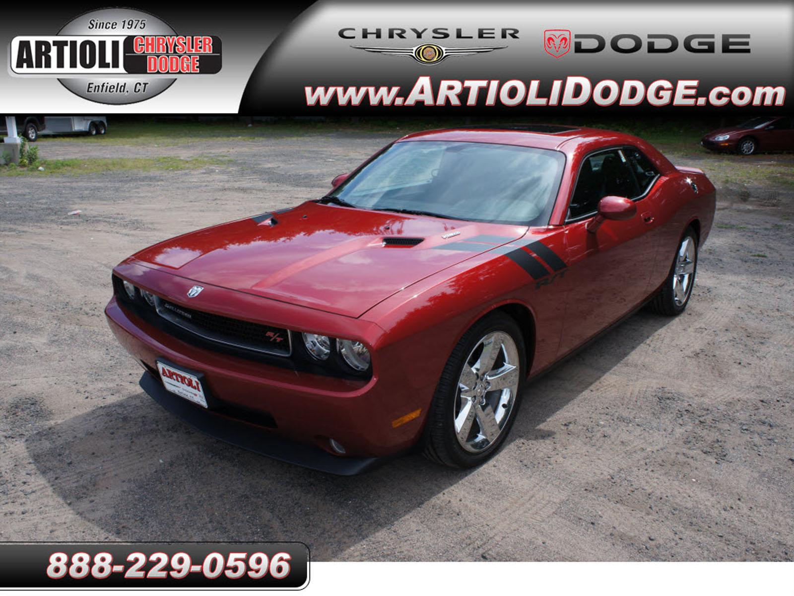 2010 Dodge Challenger RT For Sale | enfield Connecticut