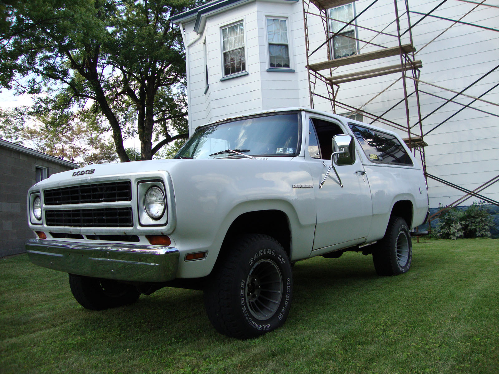 ramcharger watch for block big dodge sale se