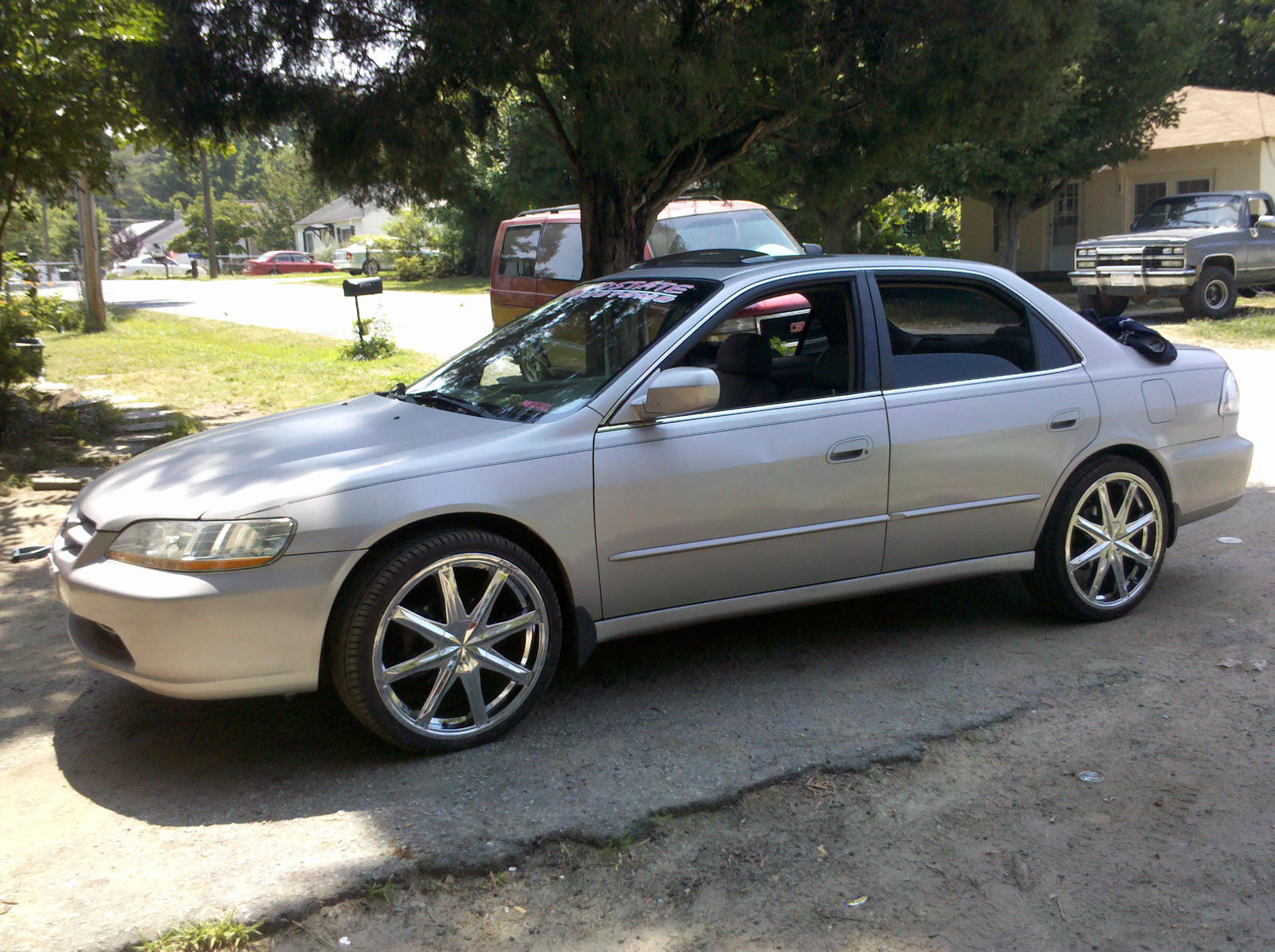 1999 Honda Accord For Sale North Carolina