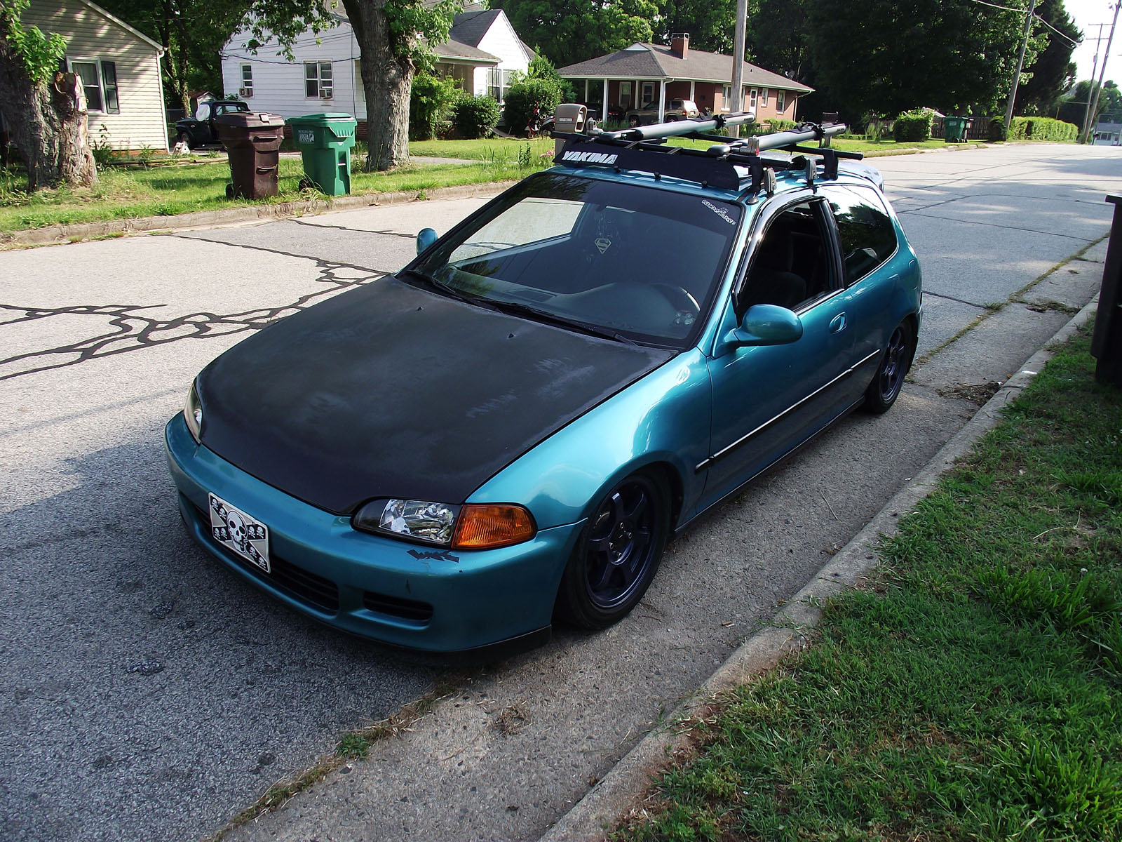 1993 Honda Civic Si For Sale North Carolina