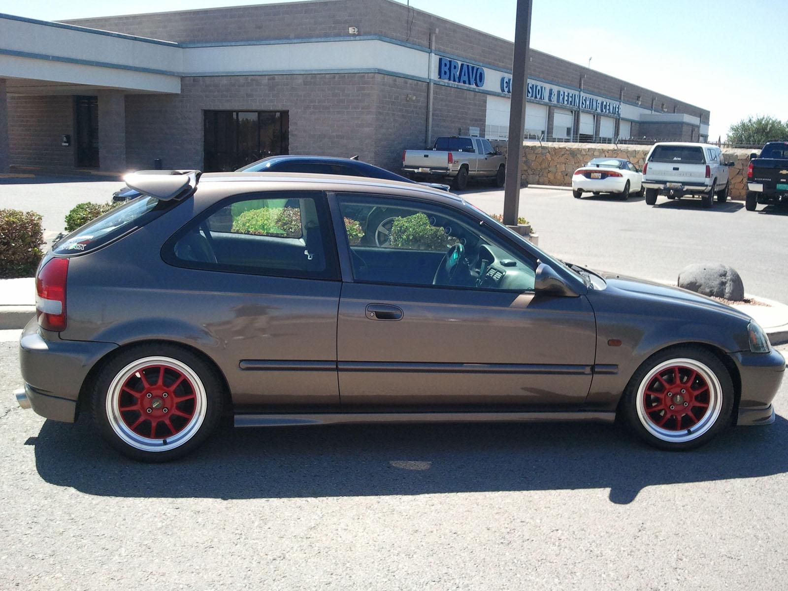 1999 Honda Ek9 Civic Dx For Sale Alamogordo New Mexico