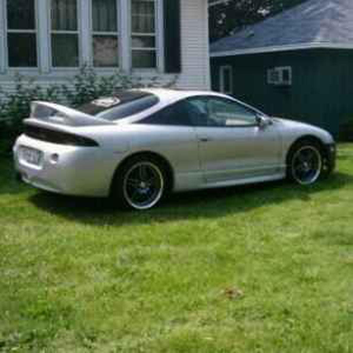 Mitsubishi Eclipse Gs: 1998 Mitsubishi Eclipse GS-T For Sale