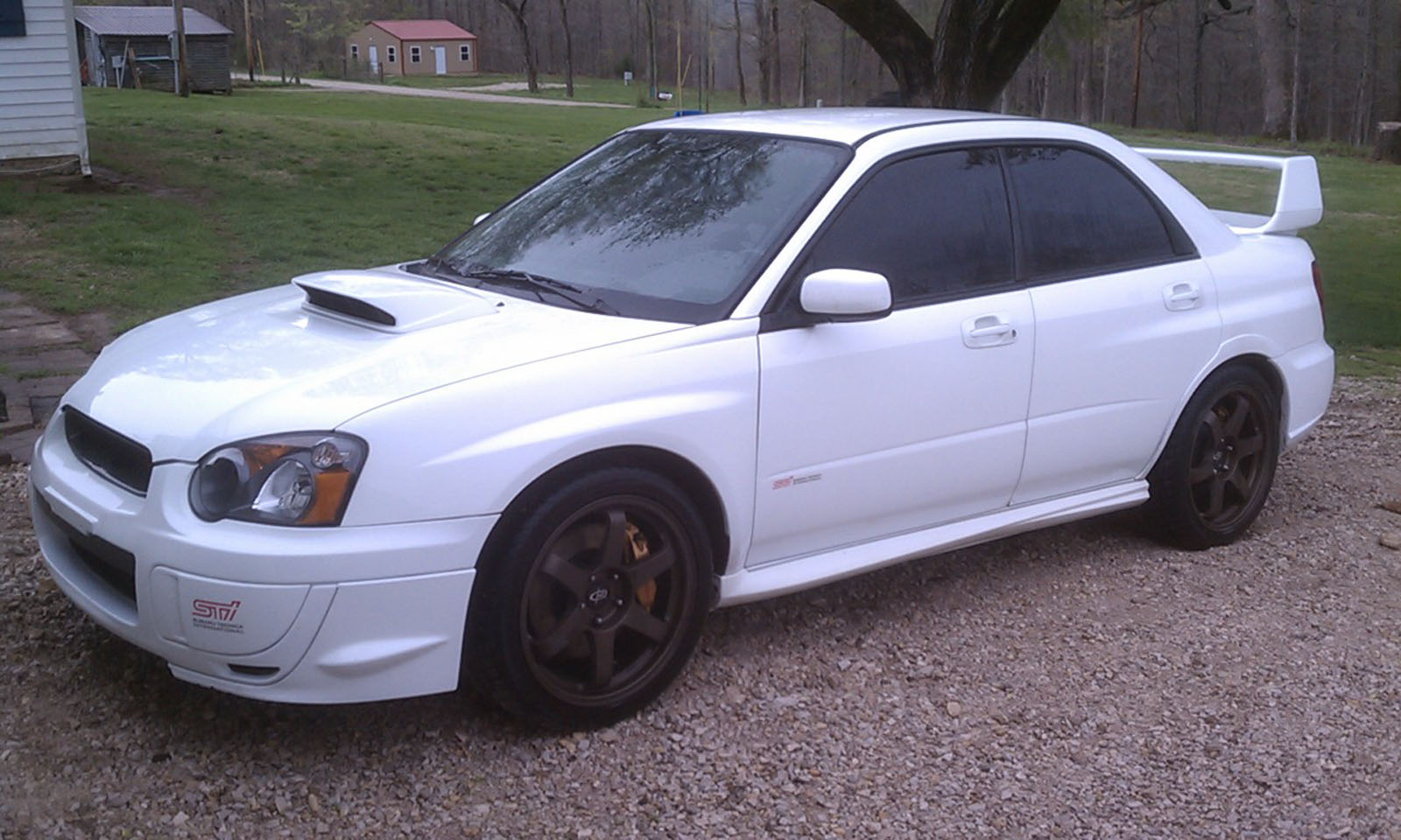 2005 subaru impreza sti for sale indiana. Black Bedroom Furniture Sets. Home Design Ideas