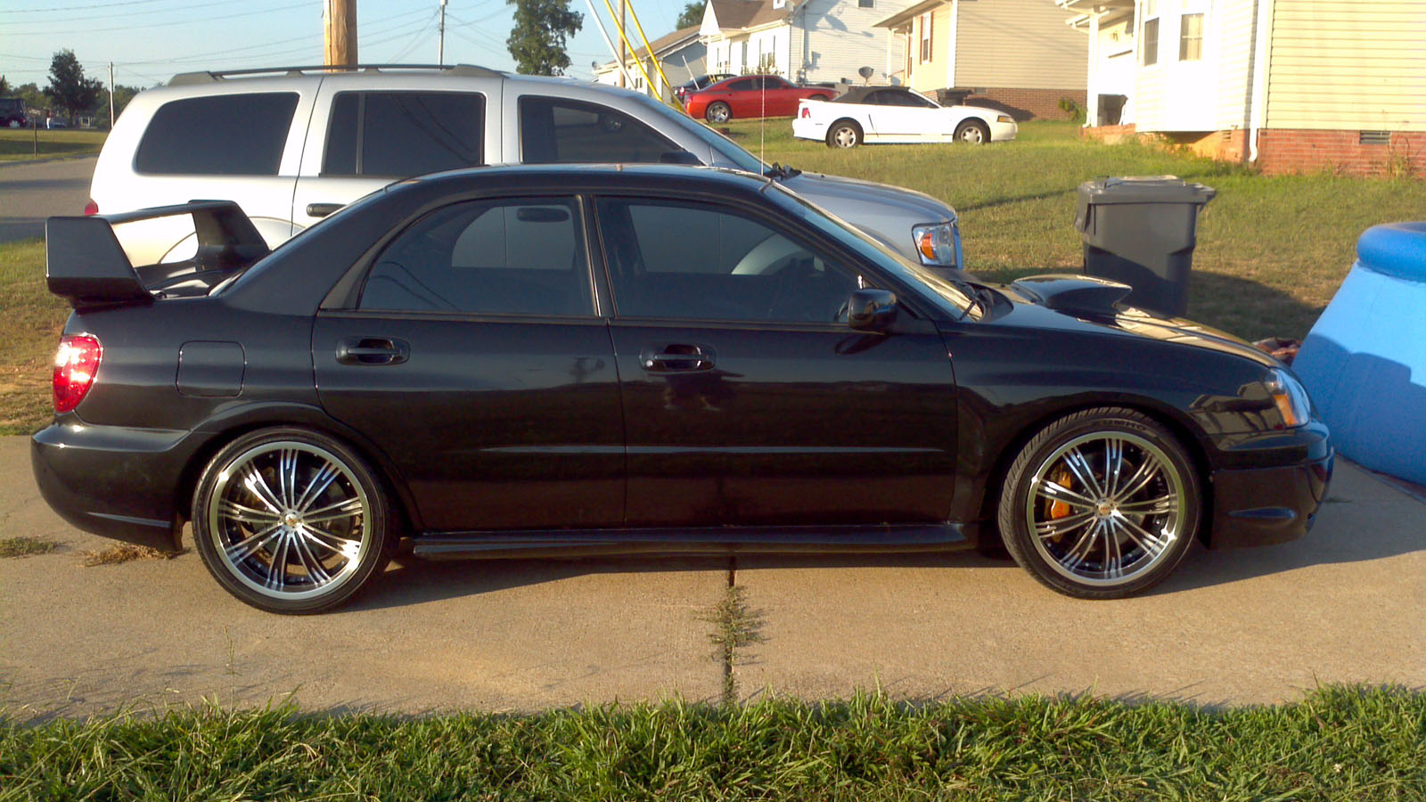 2005 subaru impreza sti sti for sale new york new york. Black Bedroom Furniture Sets. Home Design Ideas