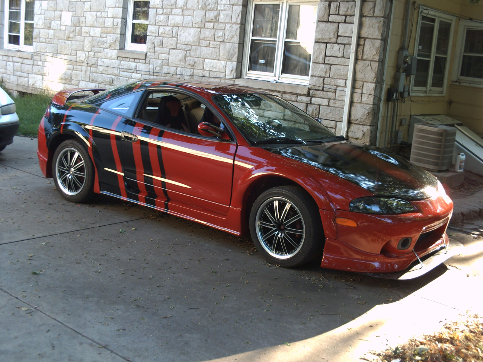 left mitsubishi gta eclipse cars view gtaiv for back