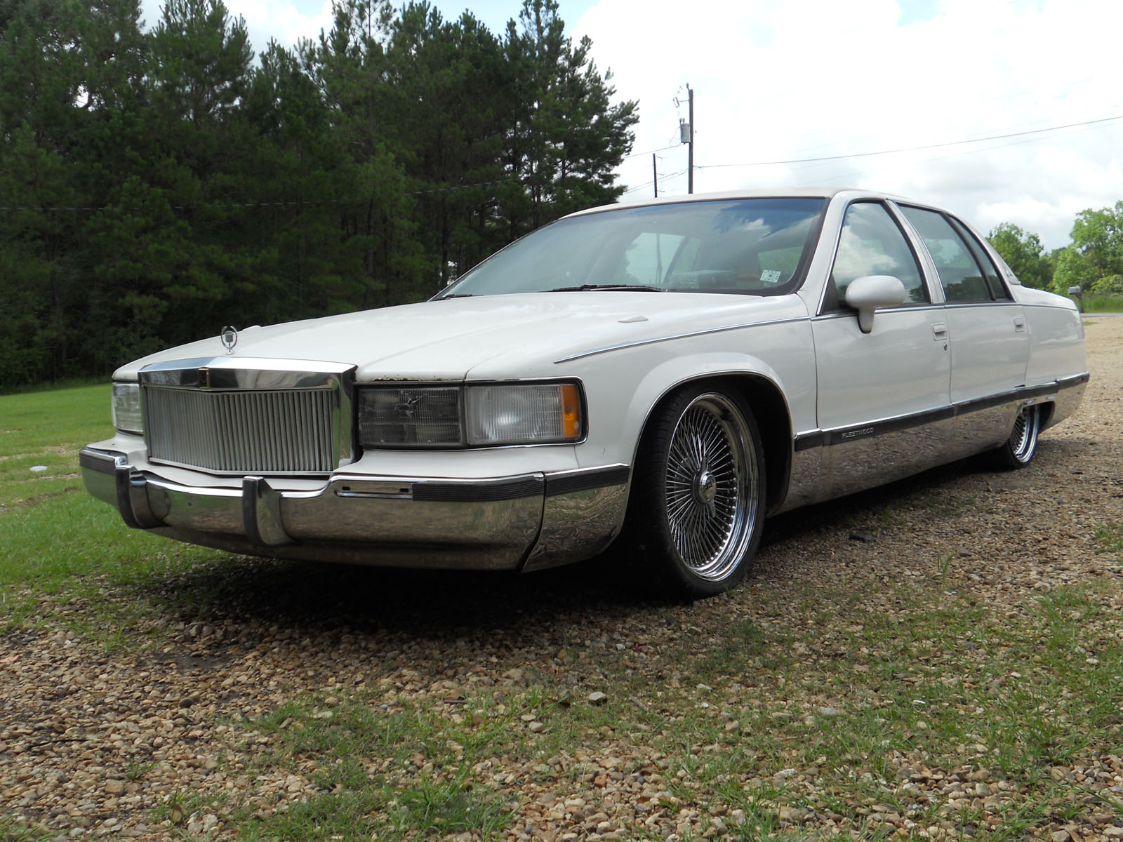 1994 cadillac fleetwood for sale bogalusa la louisiana. Cars Review. Best American Auto & Cars Review