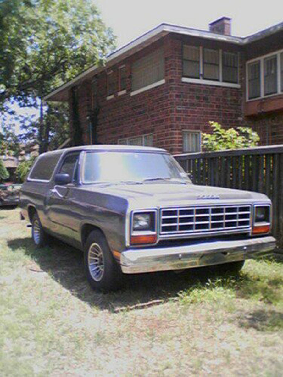 for sale ramcharger dodge