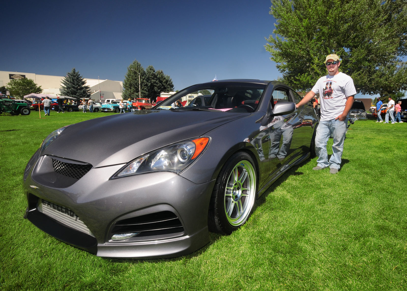2010 hyundai genesis coupe turbo track for sale elko nevada. Black Bedroom Furniture Sets. Home Design Ideas