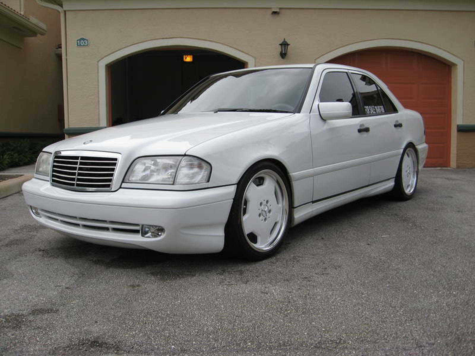 1998 mercedes c43 for sale illinois