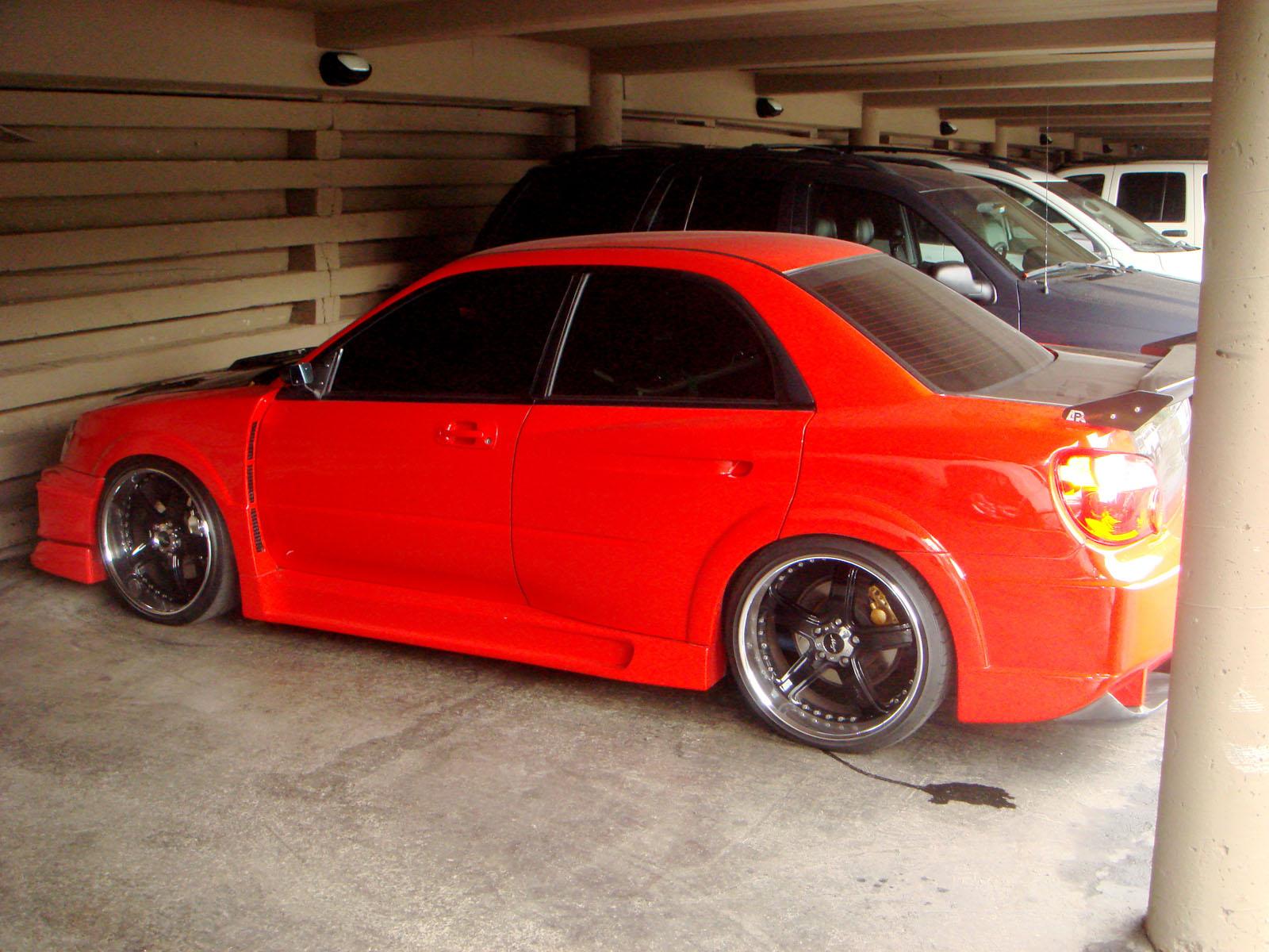 2004 Subaru Widebody Impreza STi For Sale